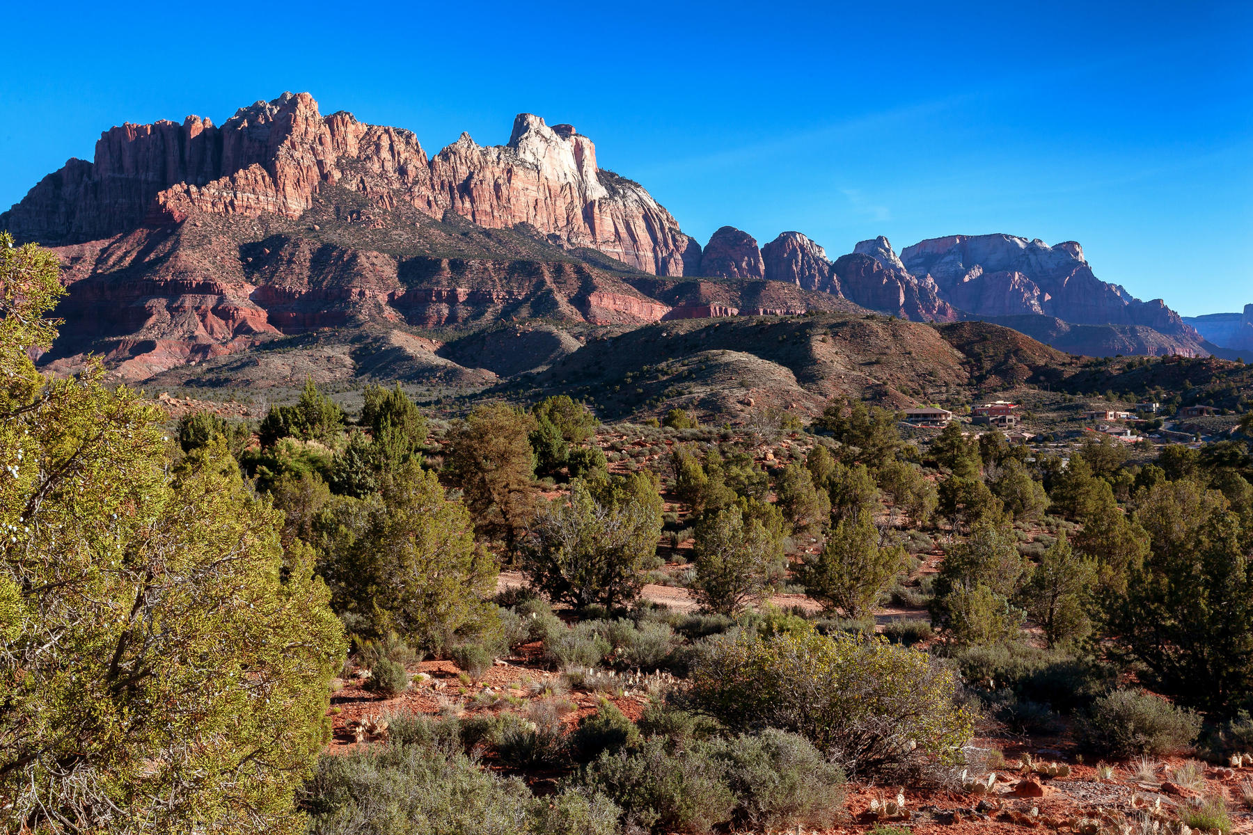 Terreno por un Venta en 20 AC NEAR ZION 20.02 Acres Rockville Mesa Rockville, Utah 84763 Estados Unidos