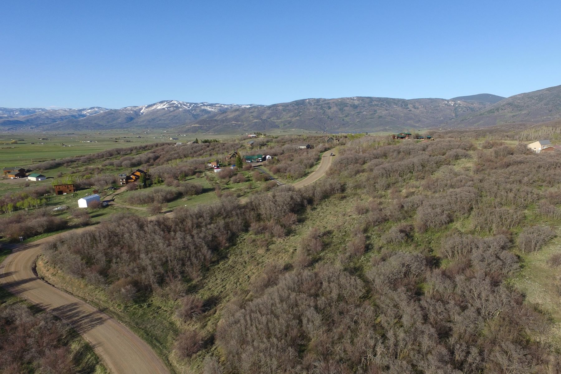 Land for Sale at 5 Acres Less Than 15 Minutes to Steamboat Springs, CO Lot 14C Blacktail Lane Oak Creek, Colorado 80467 United States