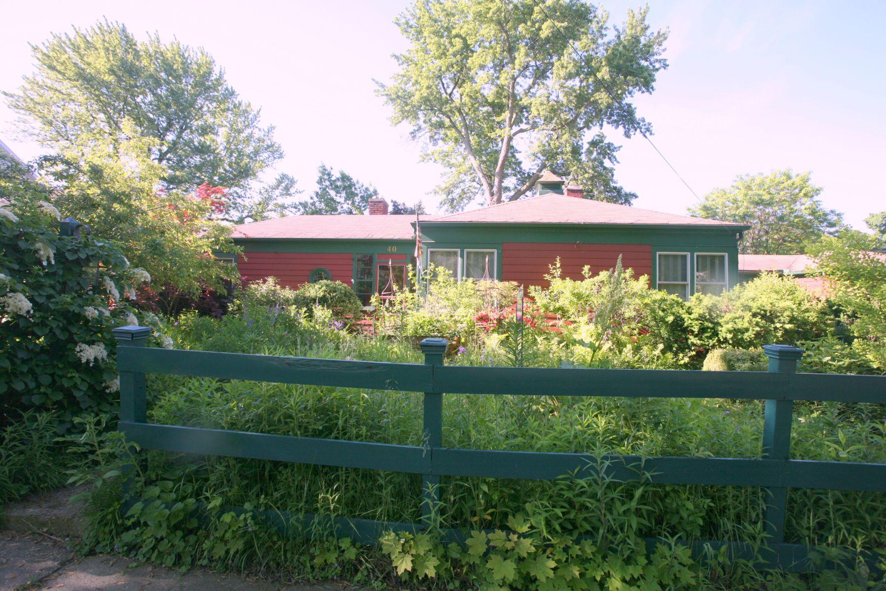Single Family Homes for Sale at Clarkston 40 Robertson Ct Clarkston, Michigan 48346 United States