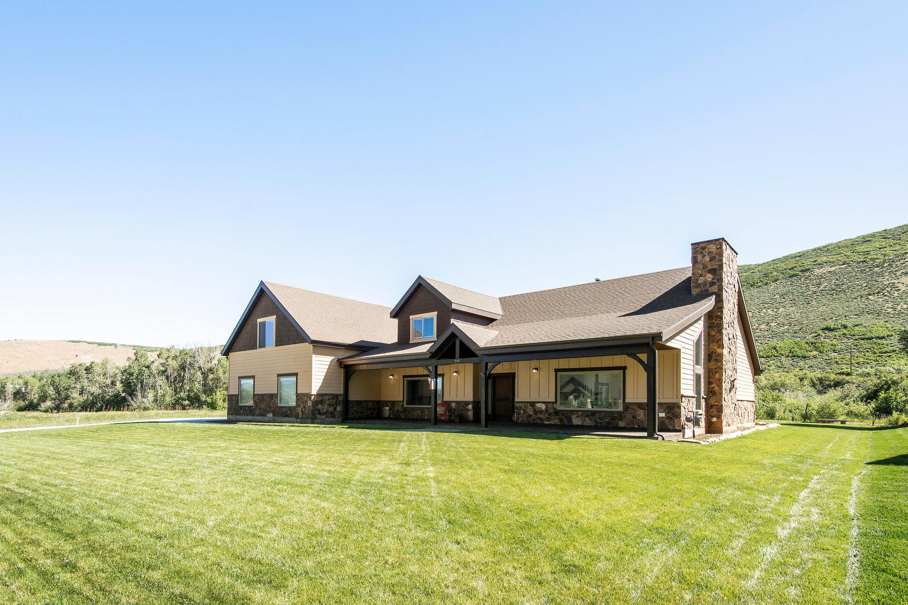 Single Family Homes for Active at A Personal Getaway, Every Day 943 East 350 South Kamas, Utah 84036 United States