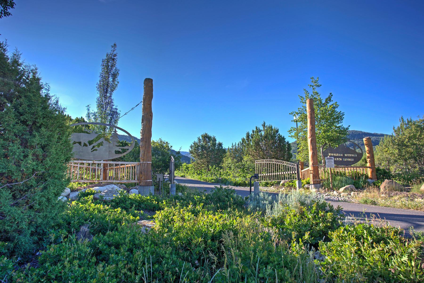 أراضي للـ Sale في Postcard-Perfect Vistas of the Sanpete Valley Lot 12 Horseshoe Mountain Ranch Spring City, Utah 84662 United States