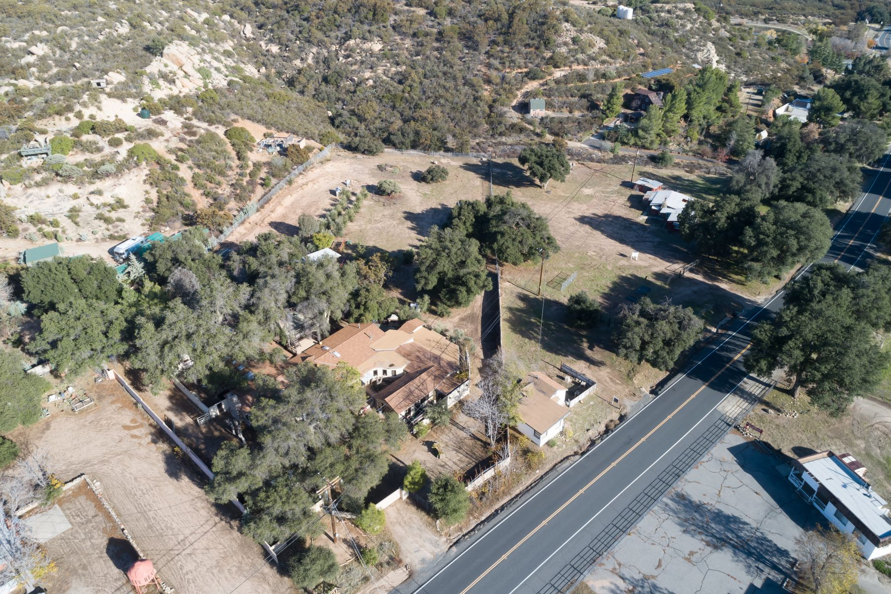 Multi-Family Homes for Active at Potential income opportunity! 35101 Highway 79 Warner Springs, California 92086 United States