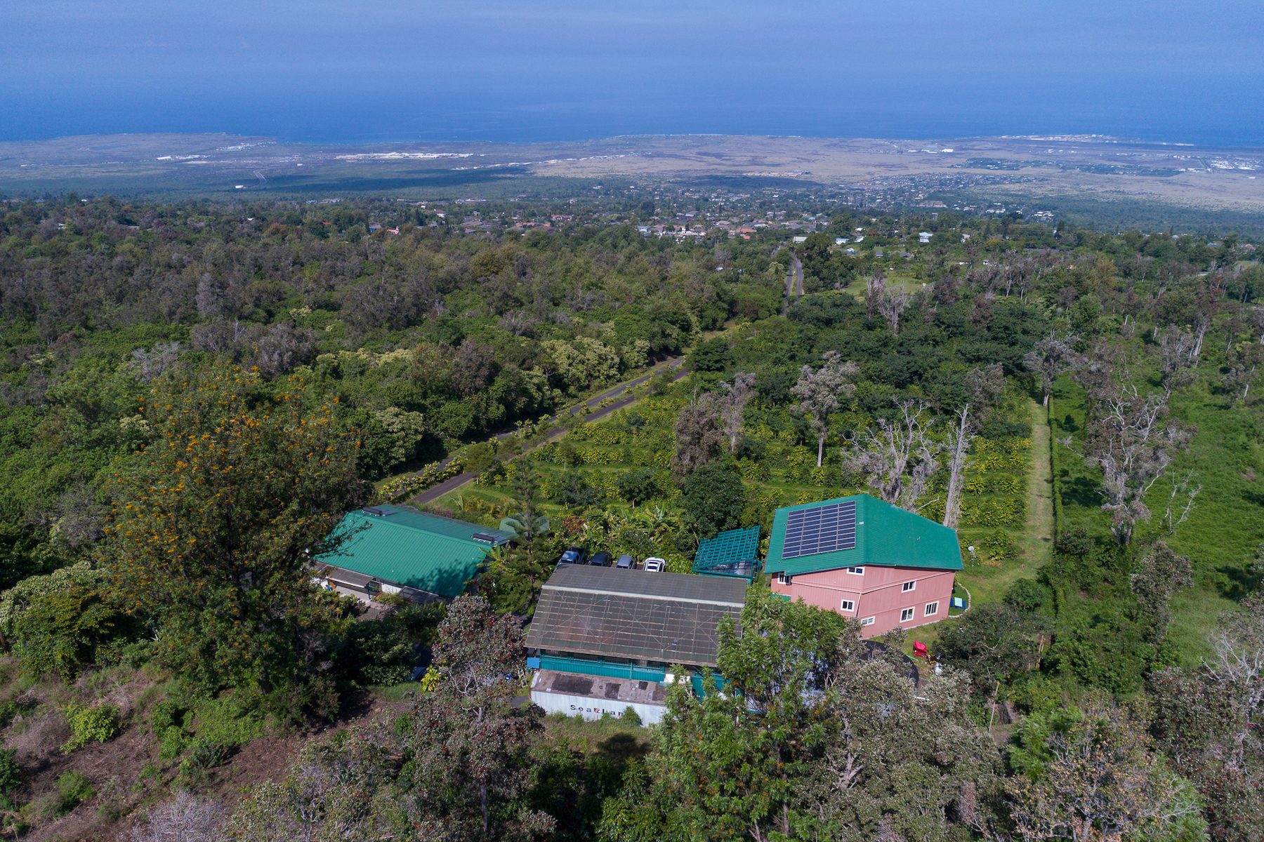 Single Family Home for Sale at Hale Ohiu Homesteads 73-4261 Hawaii Belt Road Kailua-Kona, Hawaii 96740 United States