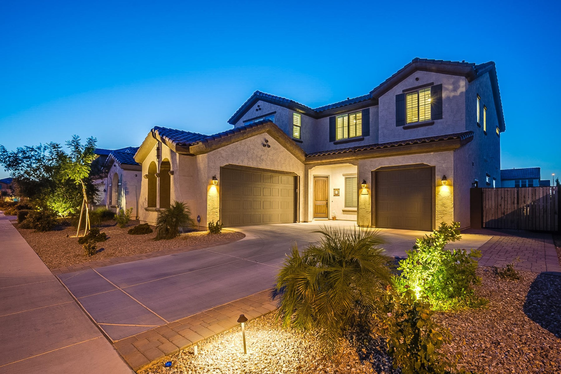 Single Family Homes for Active at Calabria 1874 E CRESCENT WAY Chandler, Arizona 85249 United States