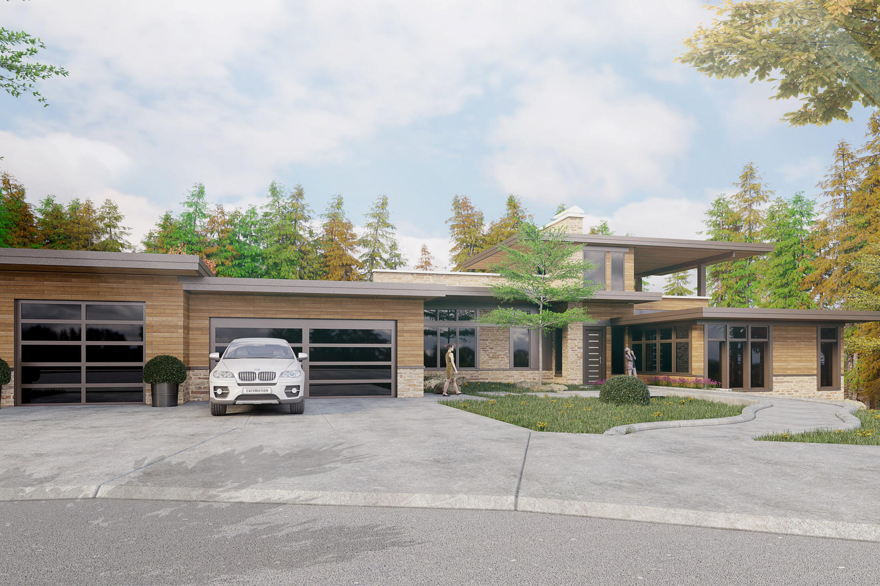 Single Family Homes for Sale at Modern Contemporary Custom Home To Be Built 418 North 850 West Lot 9, Midway, Utah 84049 United States