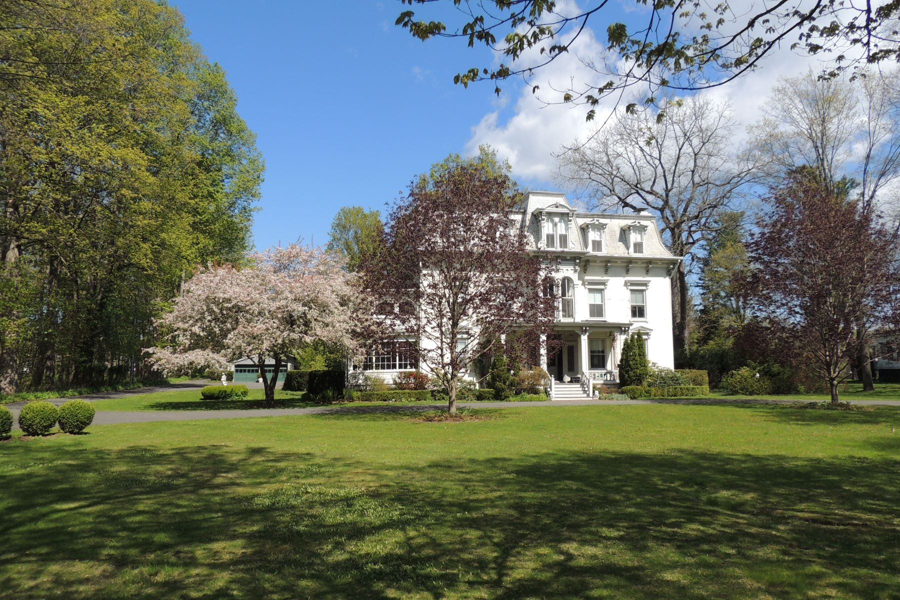 Single Family Homes for Sale at Historic Passion 20 Broad Street Kinderhook, New York 12106 United States