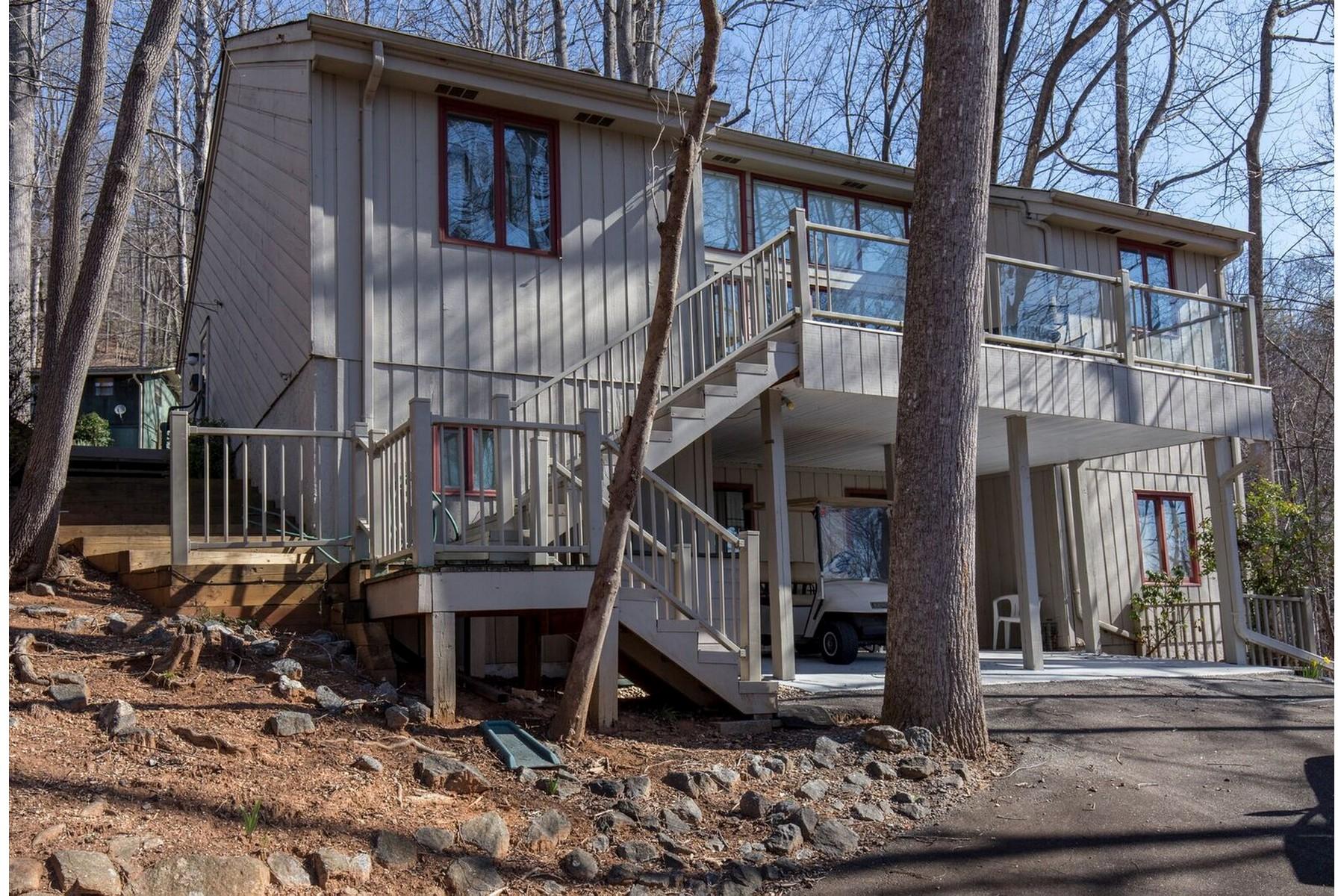 Single Family Home for Sale at 192 White Pine Drive, Lake Lure Lake Lure, North Carolina, 28746 United States