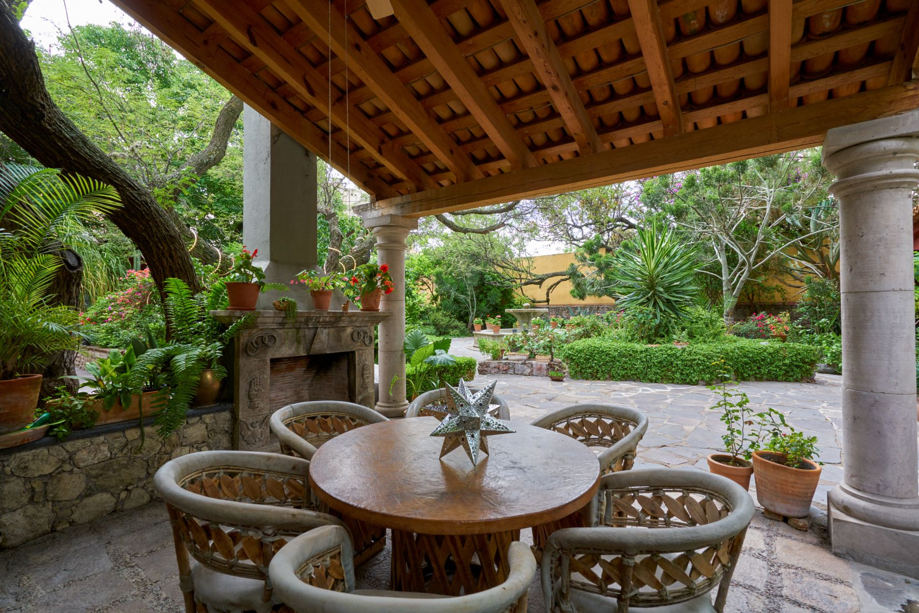 Single Family Home for Sale at CASA ALAMEDA San Antonio, San Miguel De Allende, Guanajuato Mexico