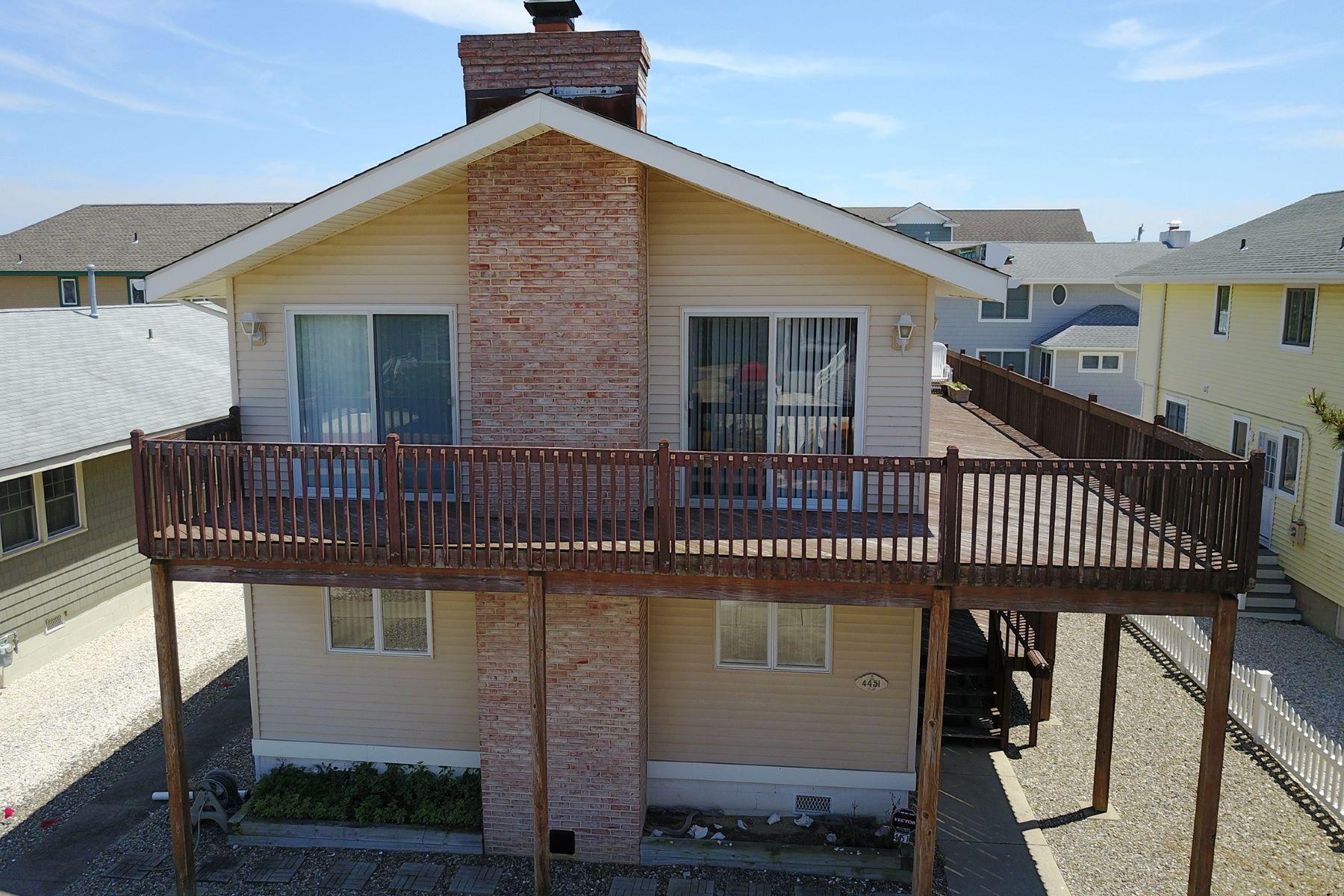 Nhà ở một gia đình vì Bán tại Ocean Drive Classic 4451 Ocean Drive, Avalon, New Jersey 08202 Hoa Kỳ