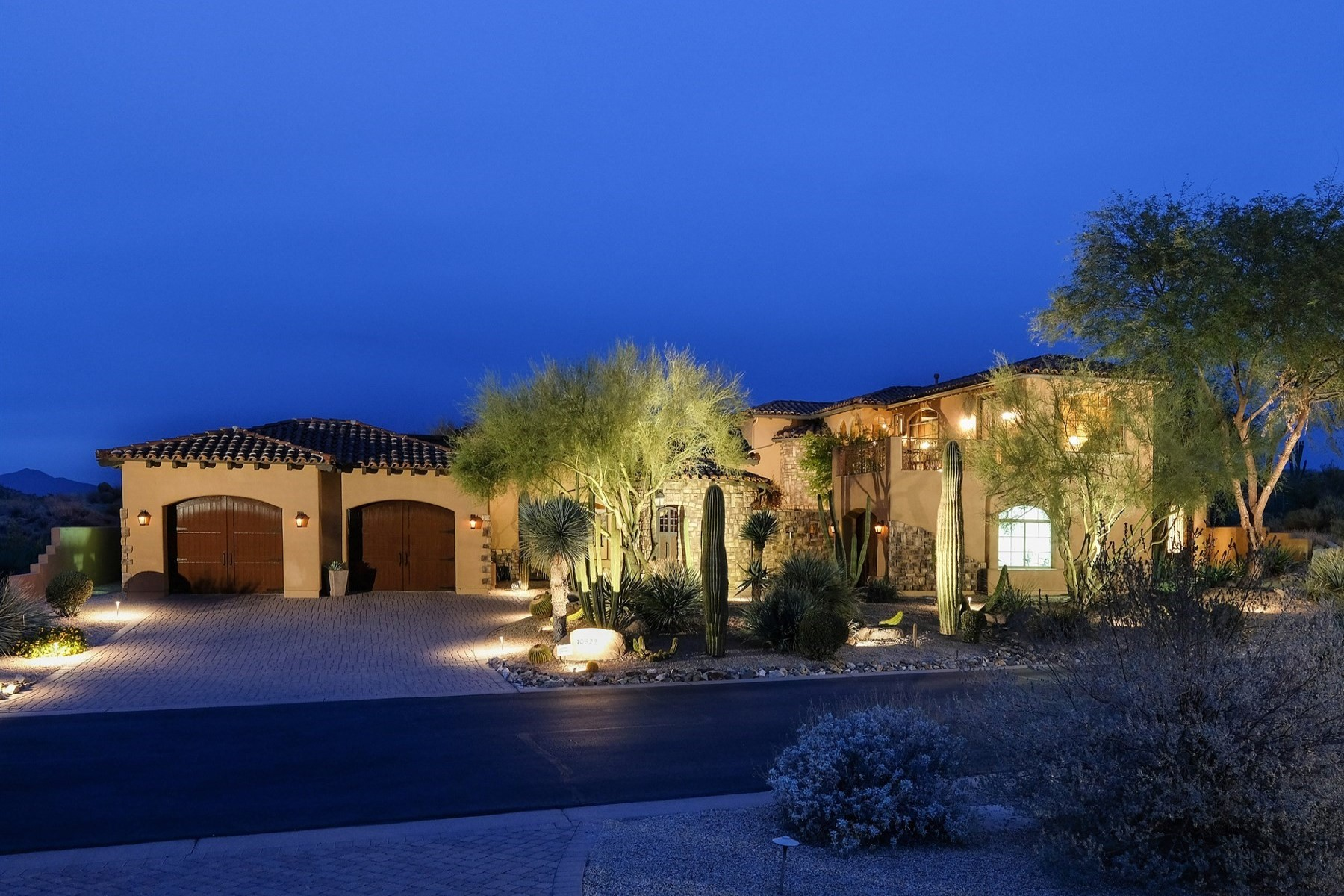 Single Family Home for Sale at Talus at Troon North 10822 E Troon North Dr, Scottsdale, Arizona, 85262 United States