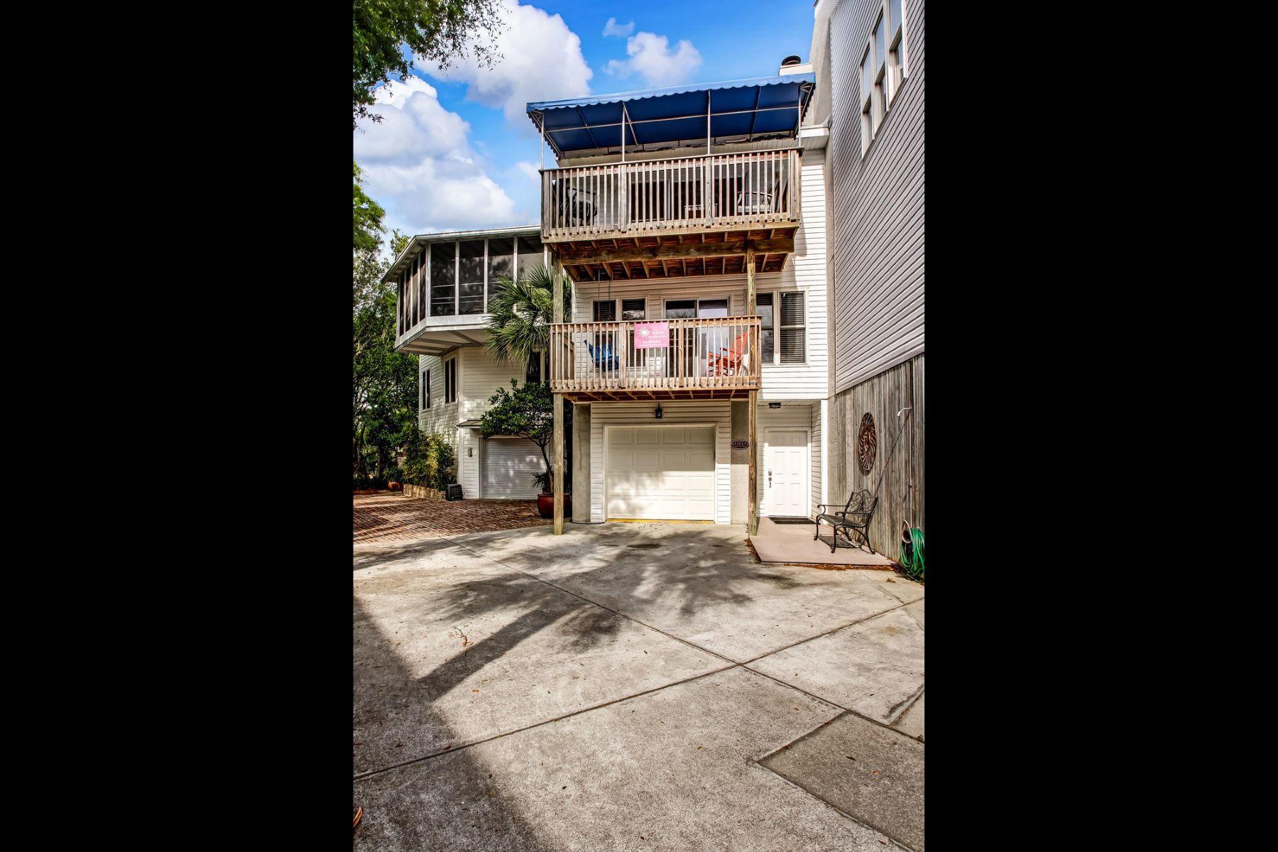 Additional photo for property listing at 12 Van Horne Ave Unit E Tybee Island, Georgia 31328 Estados Unidos