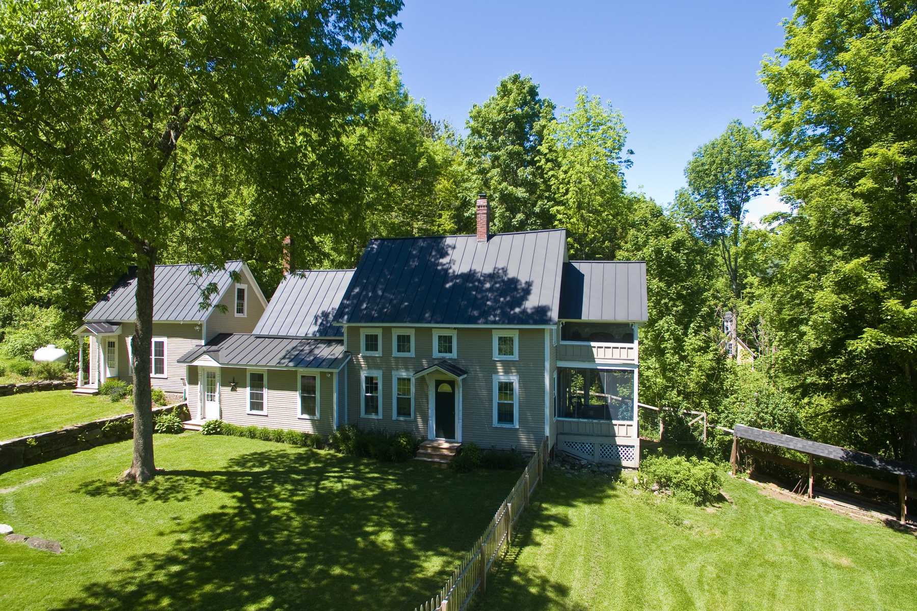 single family homes for Sale at Endless Mountain Views 873 Liberty Hill Rd Rochester, Vermont 05767 United States