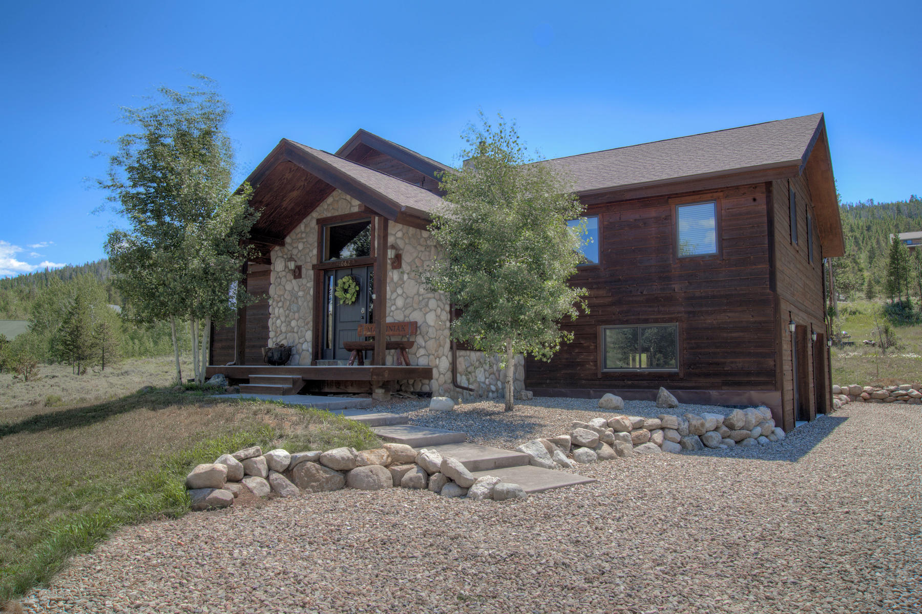 Single Family Homes for Sale at Rare 6 Bedroom Home 1062 GCR 8952 Granby, Colorado 80446 United States