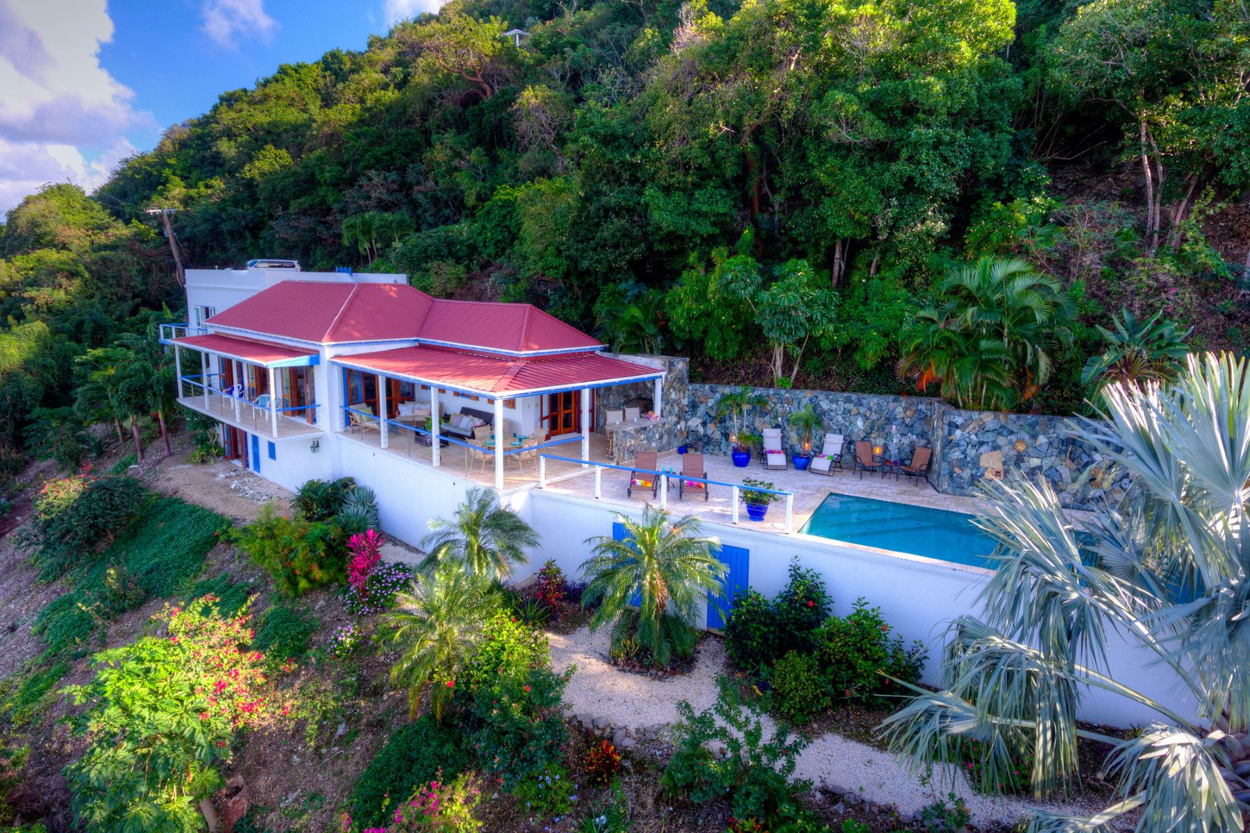 Additional photo for property listing at Villa Dulcinea West End, Tortola British Virgin Islands