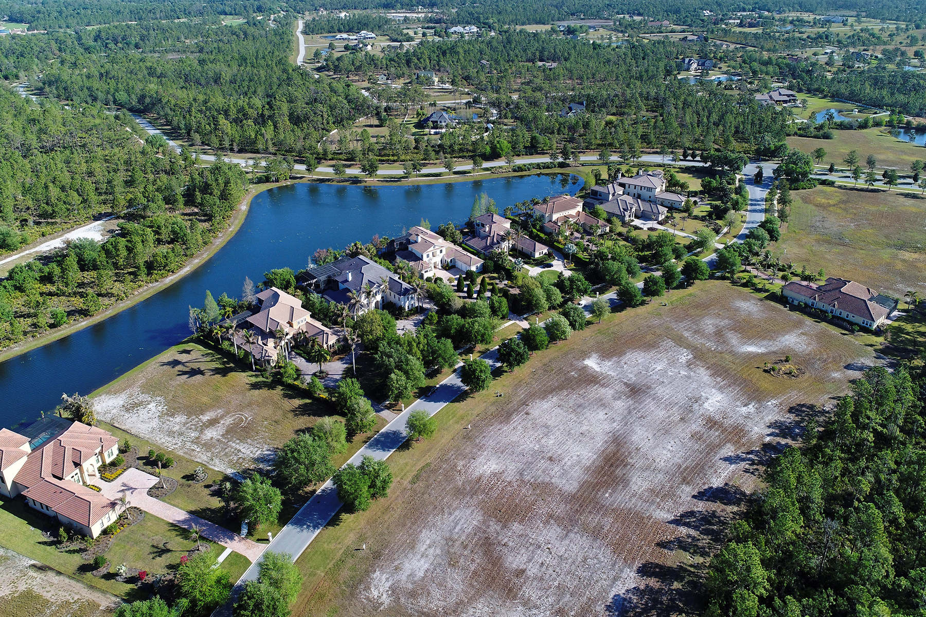 Land for Active at CONCESSION 19440 Ganton Ave Ave Bradenton, Florida 34202 United States