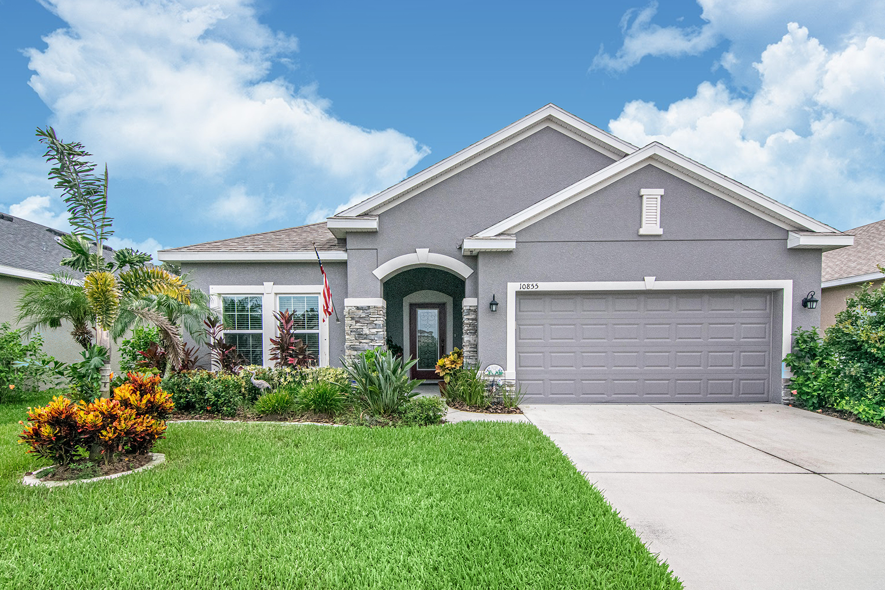 Single Family Homes for Active at PARRISH 10855 79th St E Parrish, Florida 34219 United States