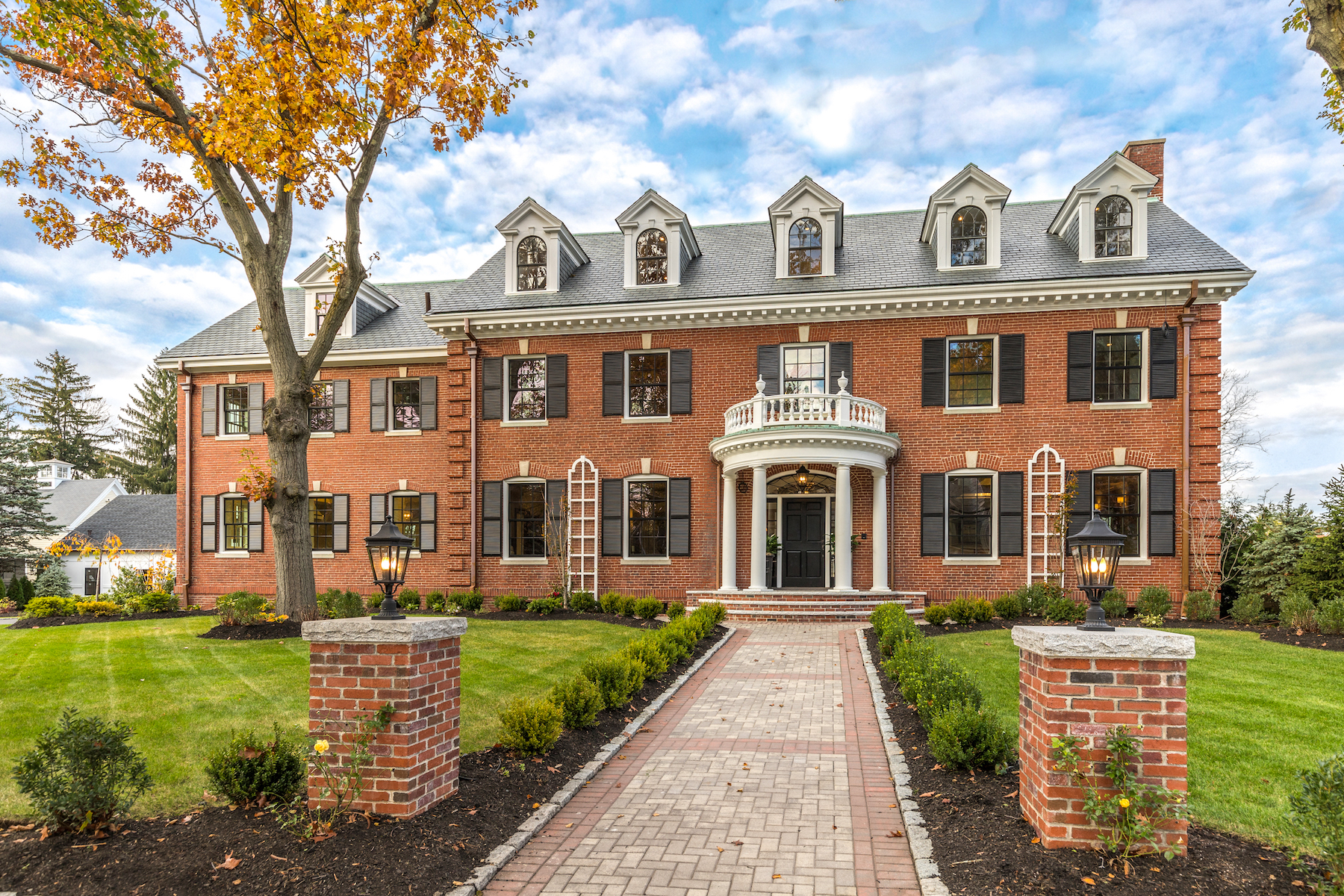 Single Family Homes for Active at Restored To Its Former Grandeur And Renovated To Modern Splendor 9 Grove Street Winchester, Massachusetts 01890 United States