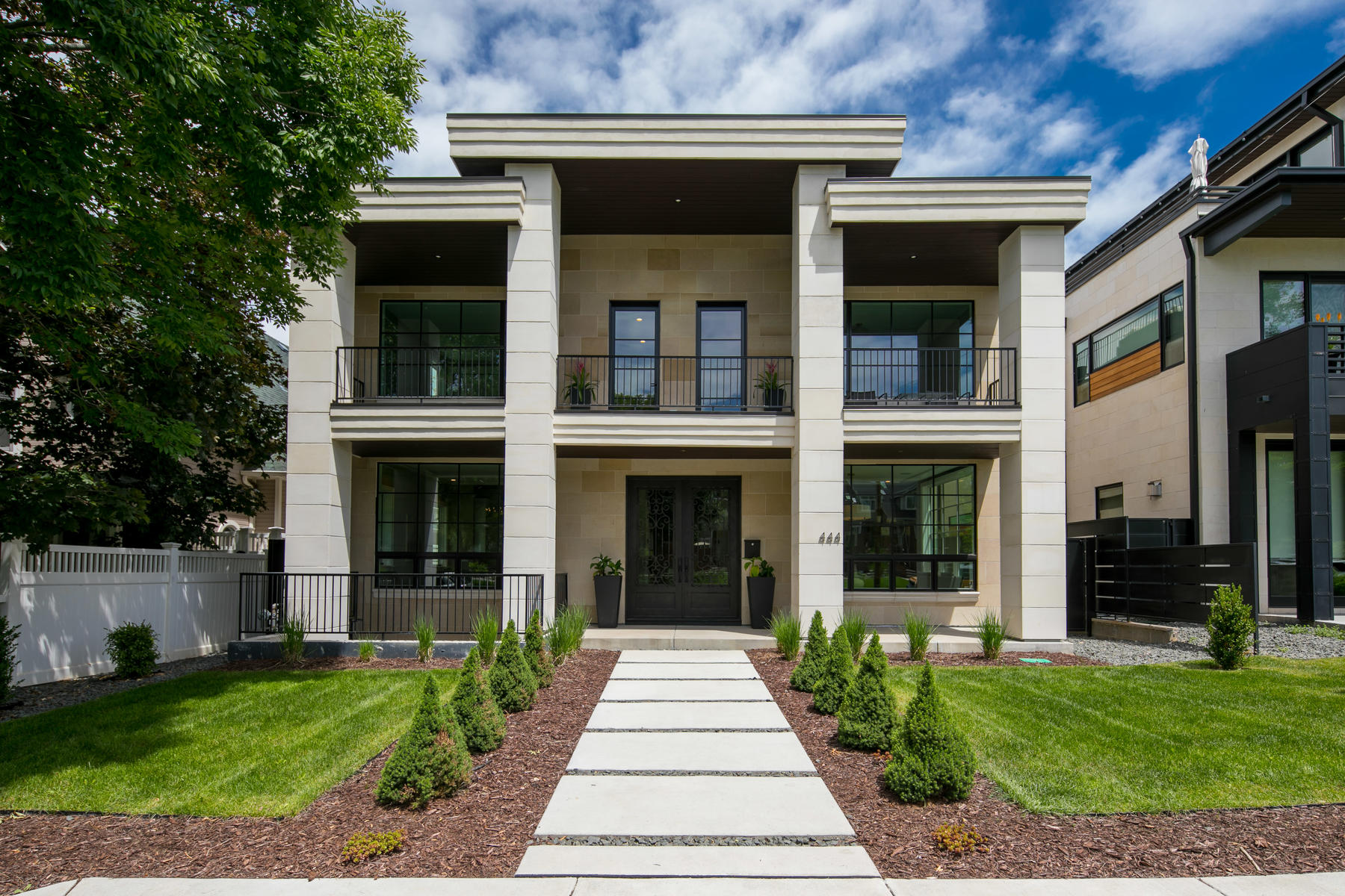 townhouses for Active at Introducing Unparalleled Luxury in Cherry Creek 444 Garfield Street Denver, Colorado 80206 United States