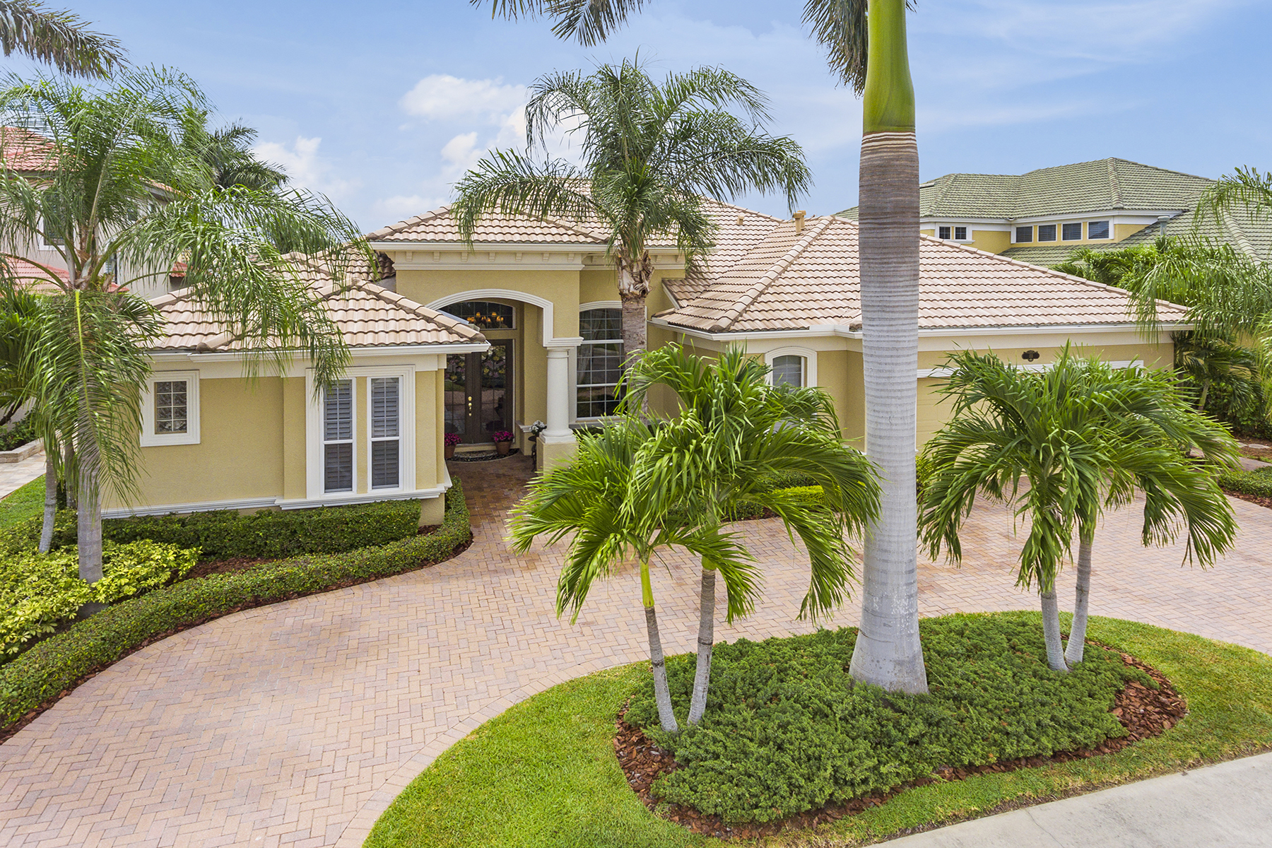 single family homes for Active at PENINSULA AT RIVIERA DUNES 111 12th Ave E Palmetto, Florida 34221 United States