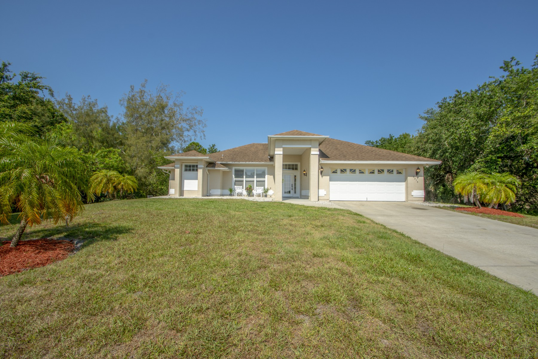 Single Family Homes for Sale at River Views From This Home on Tranqual Enclave 6215 109th Street Sebastian, Florida 32958 United States