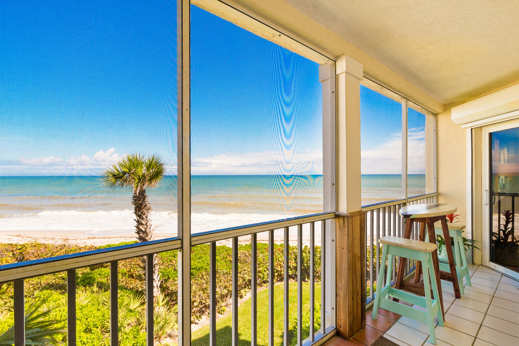 Condominium for Sale at Sea Oaks Oceanfront Condo 8880 N Sea Oaks Way #203 Vero Beach, Florida 32963 United States