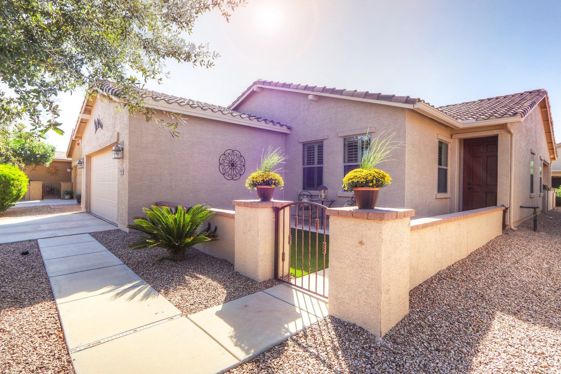 Single Family Homes for Sale at Mission Royale 2623 E GOLDEN TRL Casa Grande, Arizona 85194 United States