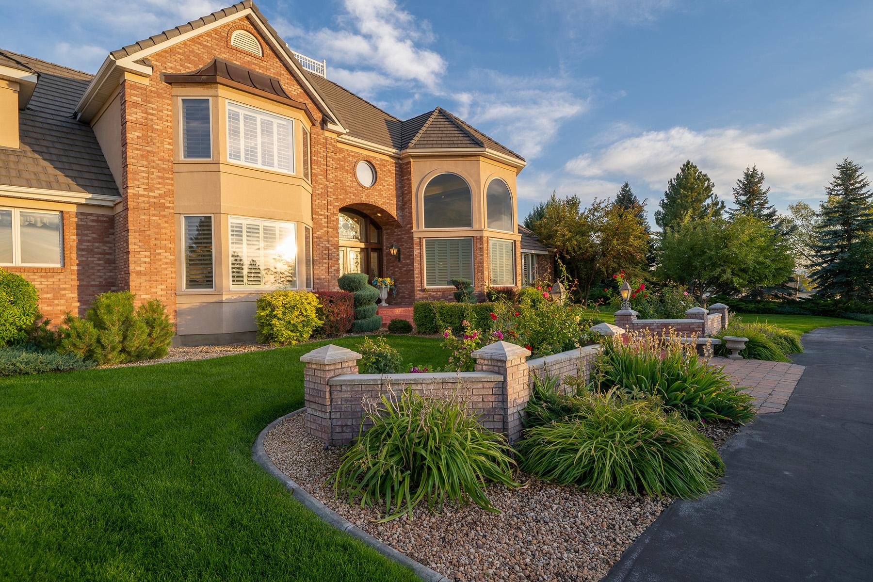 Single Family Homes for Sale at 4780 E Sagewood Dr Idaho Falls, Idaho 83406 United States