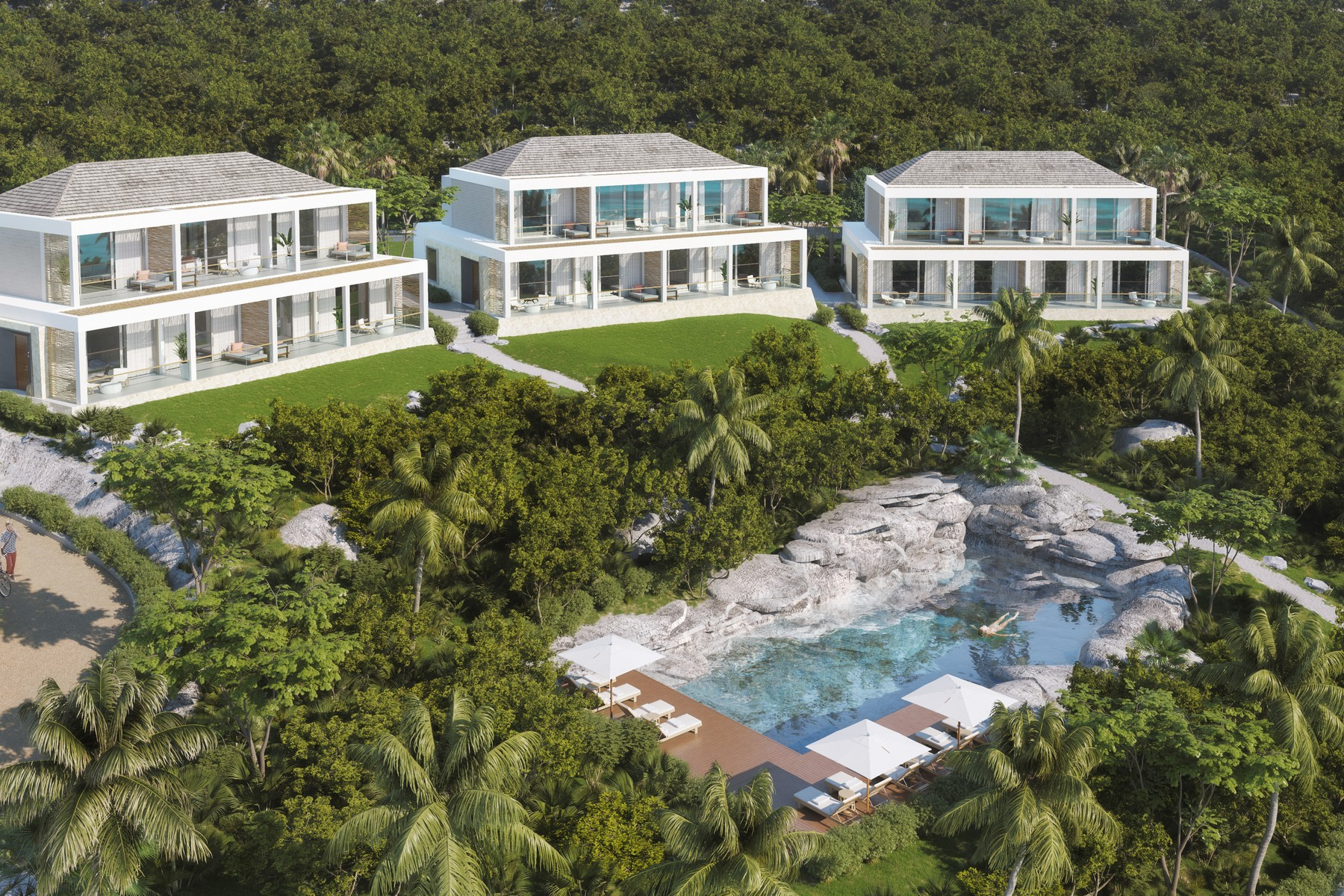 Condominio por un Venta en Rock House - Hilltop One Bedroom 33 Rock House Resort, International Drive Blue Mountain, Providenciales TKCA 1ZZ Islas Turcas Y Caicos