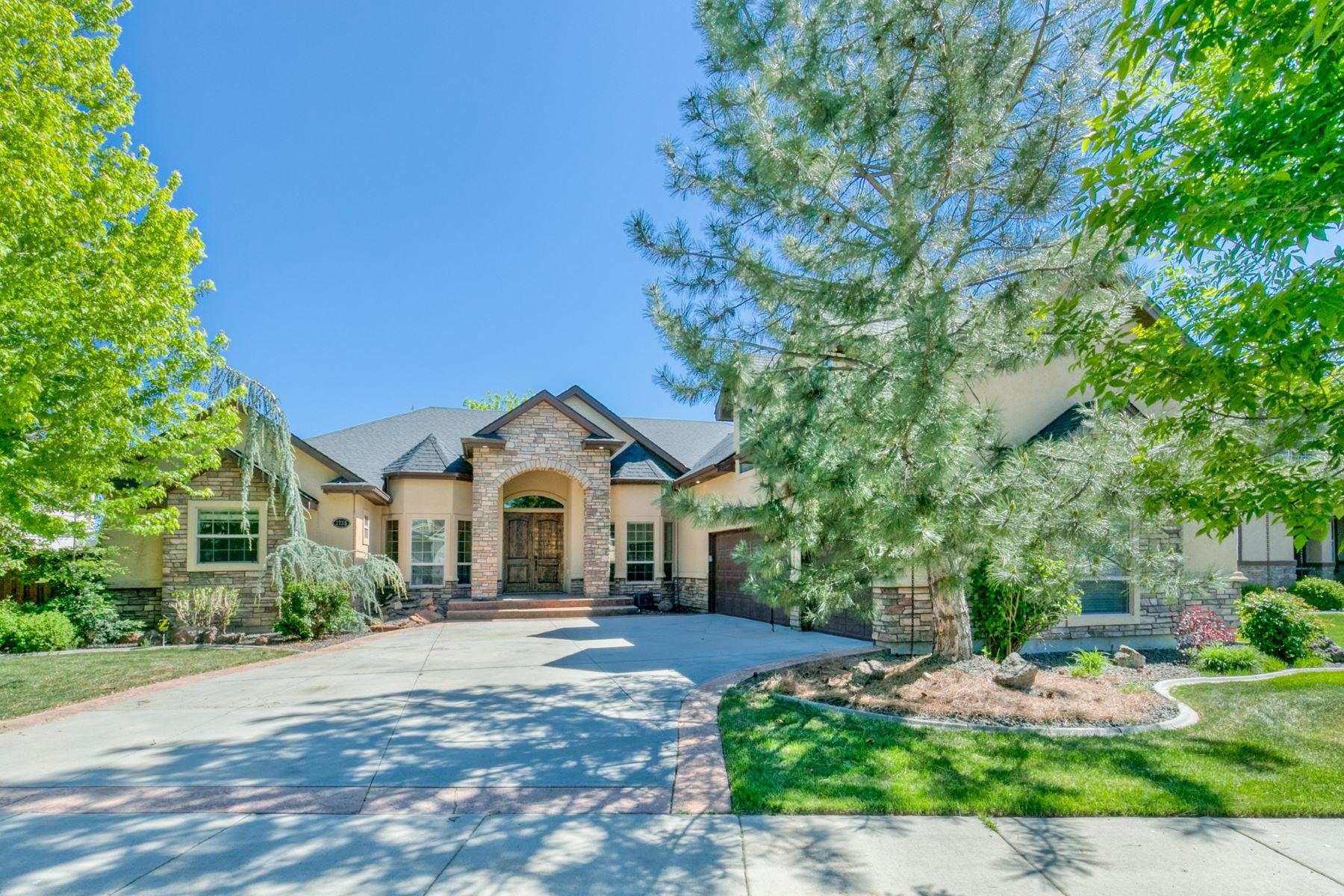 Single Family Homes por un Venta en 2755 Lost Rapids Dr Meridian, Idaho 83646 Estados Unidos