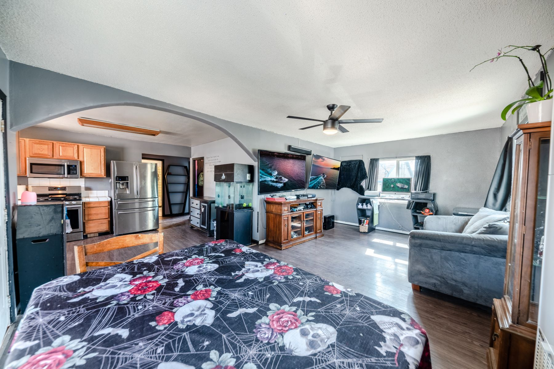 Single Family Homes for Sale at Ideal Starter Home in Sparks 1461 G Street Sparks, Nevada 89431 United States
