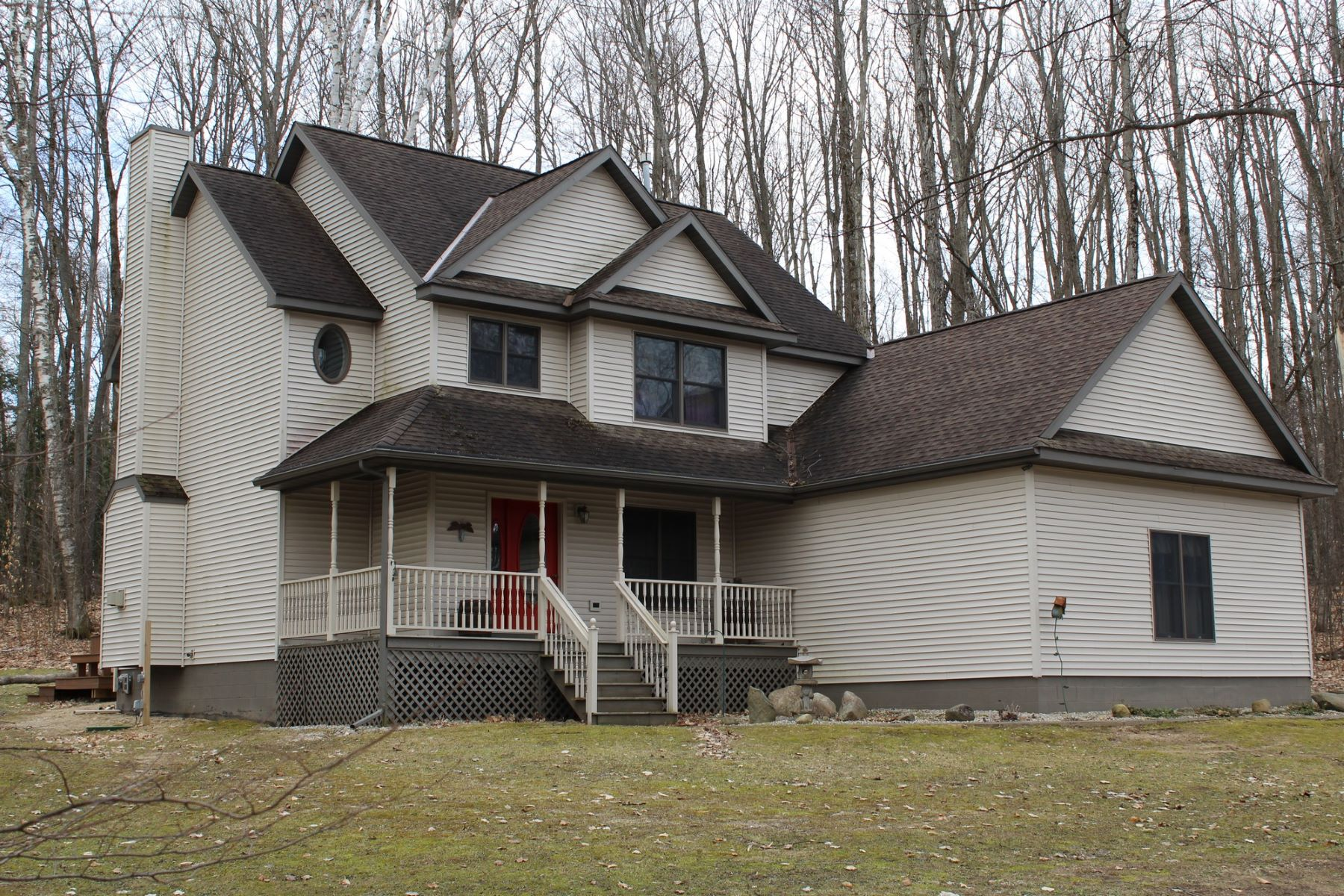 Single Family Home for Sale at 495 Arcadia Harbor Springs, Michigan, 49740 United States