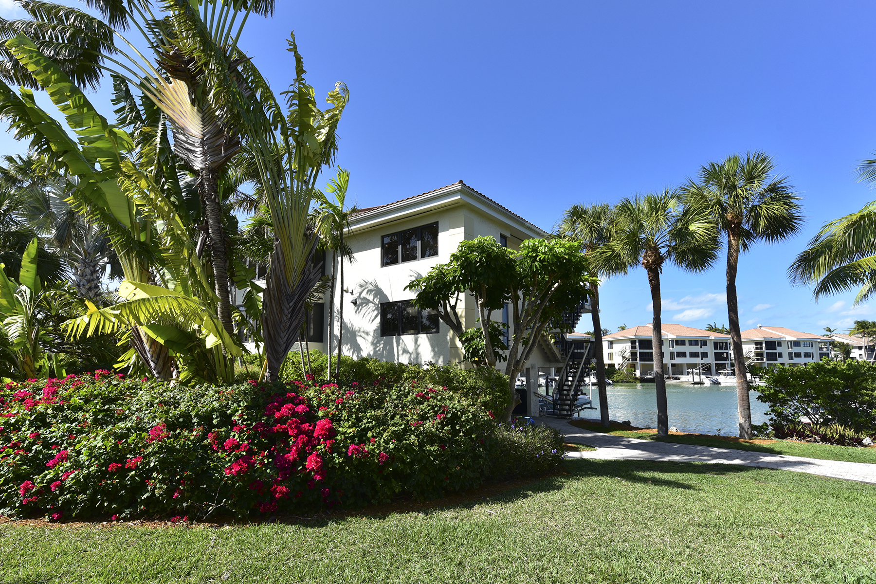 Additional photo for property listing at Fisherman's Cove Condominium at Ocean Reef 21 Fisherman's Cove, Unit B Key Largo, Флорида 33037 Соединенные Штаты