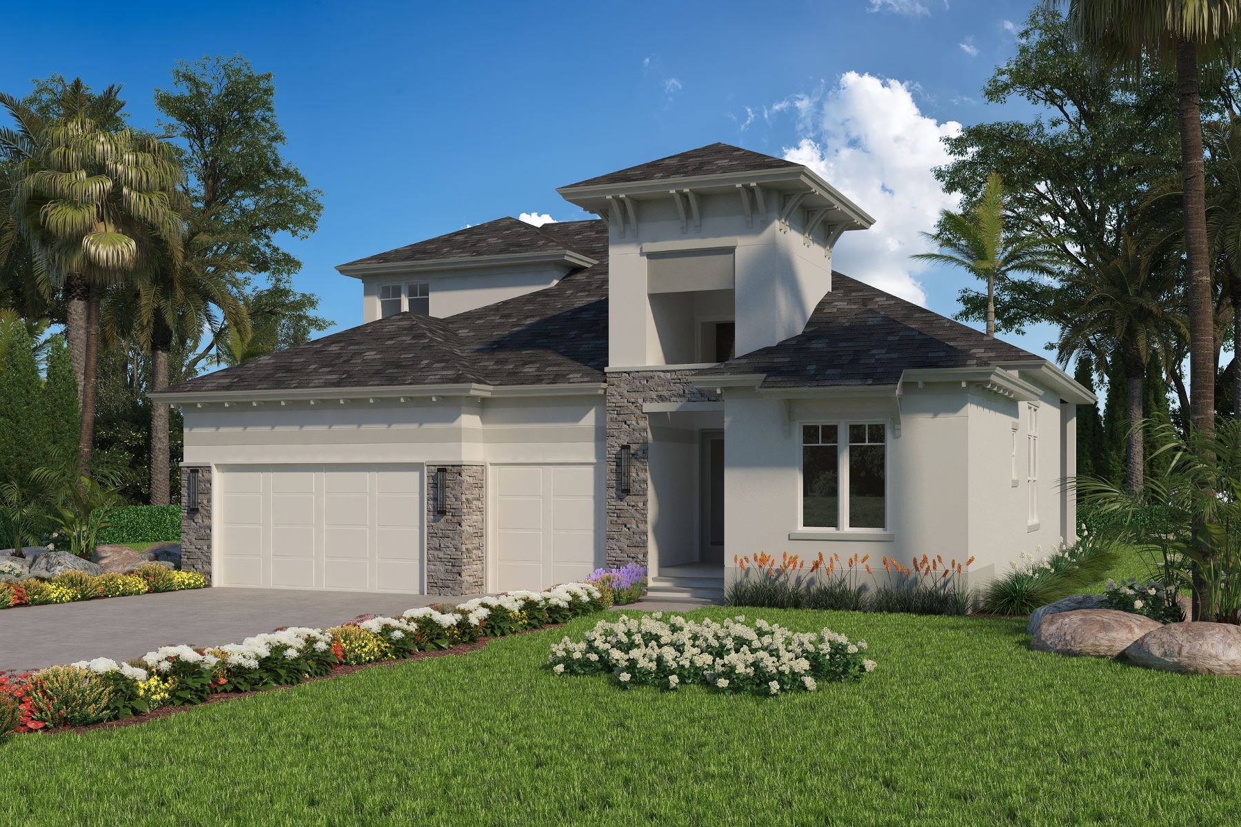 Single Family Homes for Sale at 9237 Orchid Cove Circle Vero Beach, Florida 32963 United States