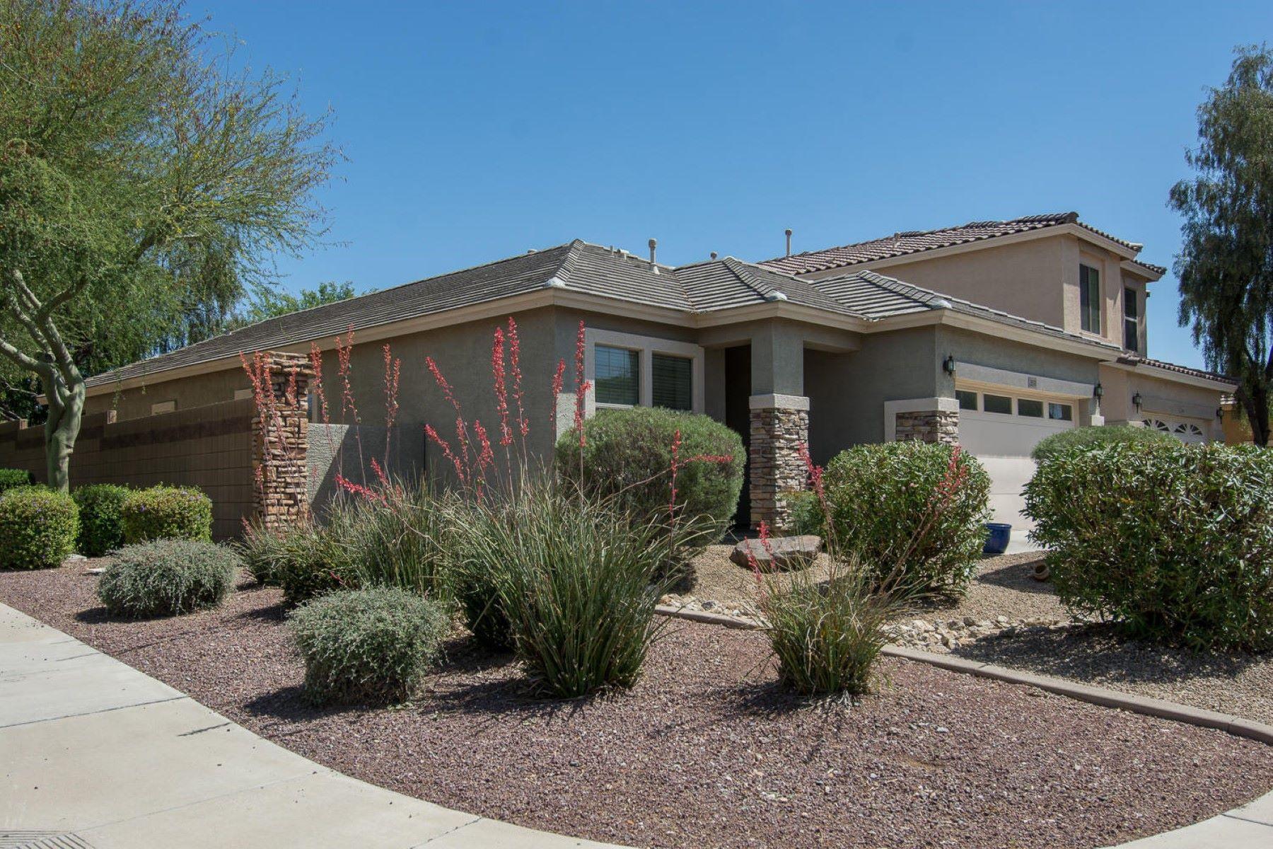 Maison unifamiliale pour l Vente à Fantastic Phoenix Home 2570 W Granite Pass Rd Phoenix, Arizona, 85085 États-Unis