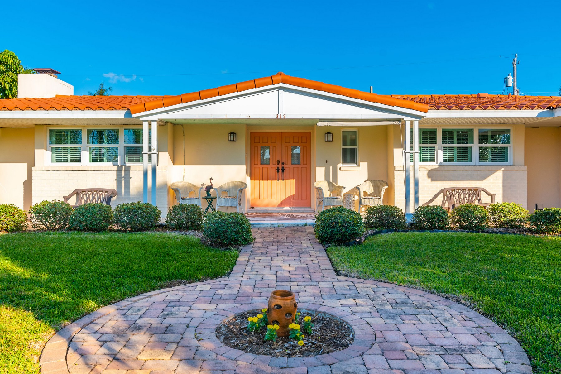 Property for Sale at Wonderful family pool home. 319 Hibiscus Trail Melbourne Beach, Florida 32951 United States