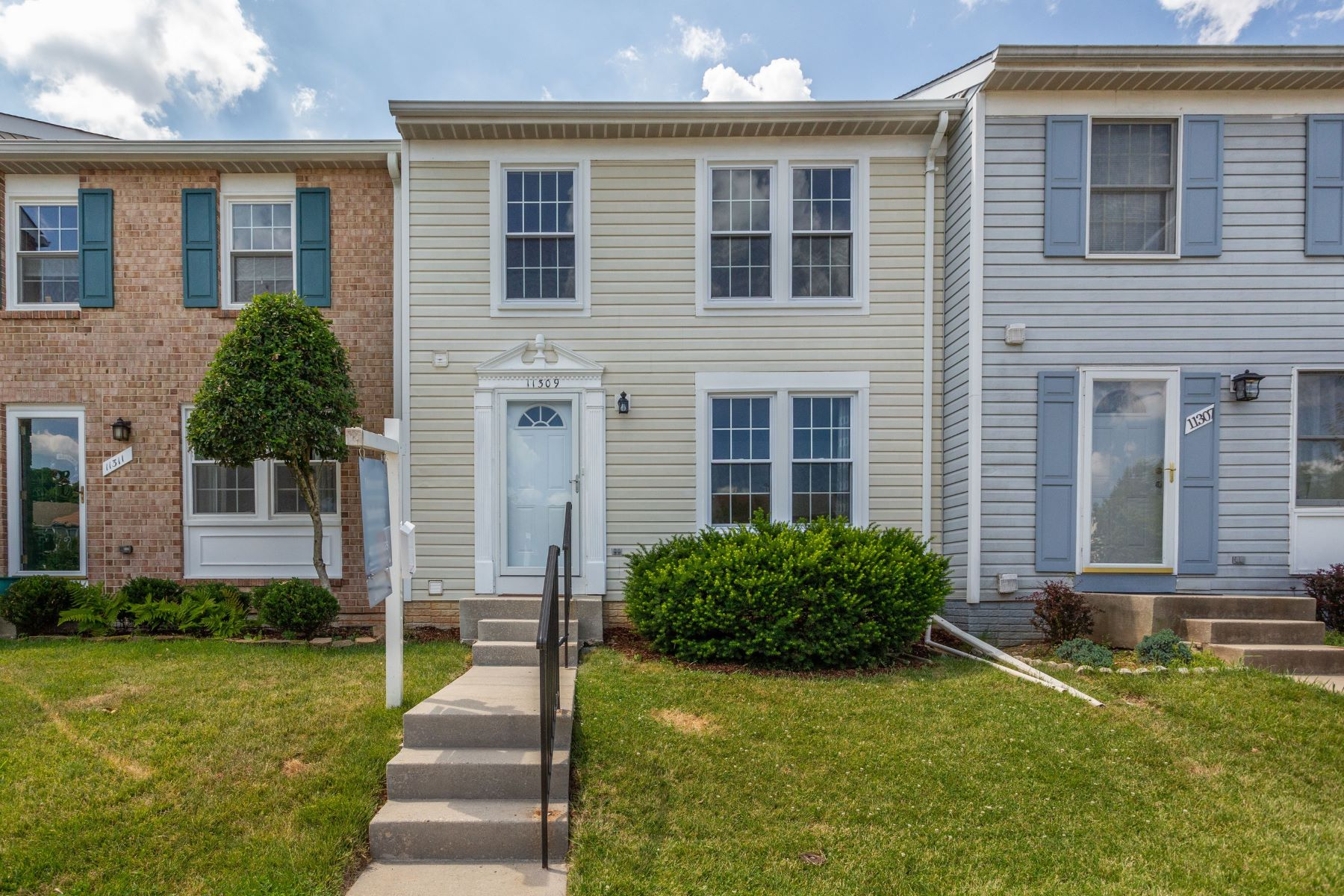 townhouses for Active at North Creek 11309 Broken Bow Court Beltsville, Maryland 20705 United States