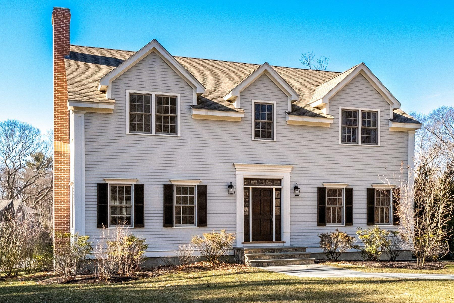 Single Family Homes 为 销售 在 427 Lowell Rd 康科德, 马萨诸塞州 01742 美国