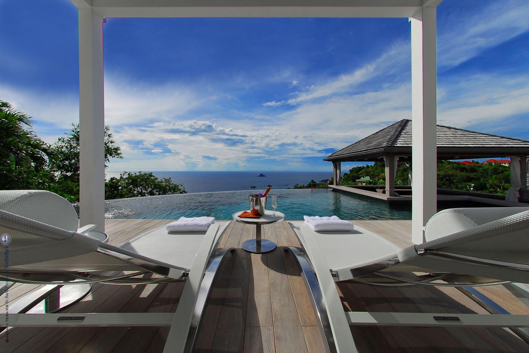 独户住宅 为 销售 在 Villa Fleur de Cactus 圣巴托洛缪岛其他地方·, 97133 圣巴泰勒米岛