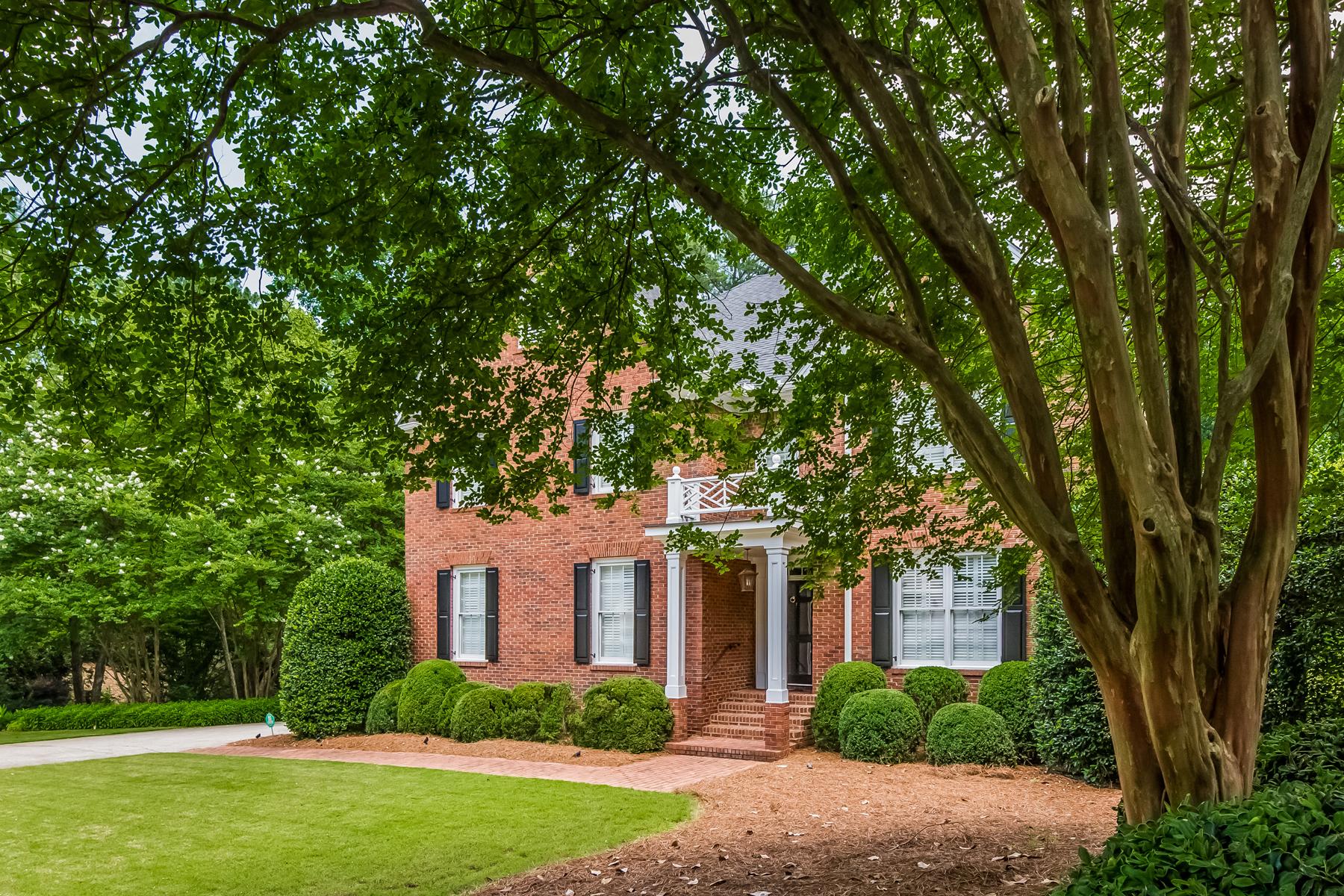 Spacious Brick Home In Vinings 4309 Orchard Valley Dr Atlanta, Georgia 30339 Hoa Kỳ