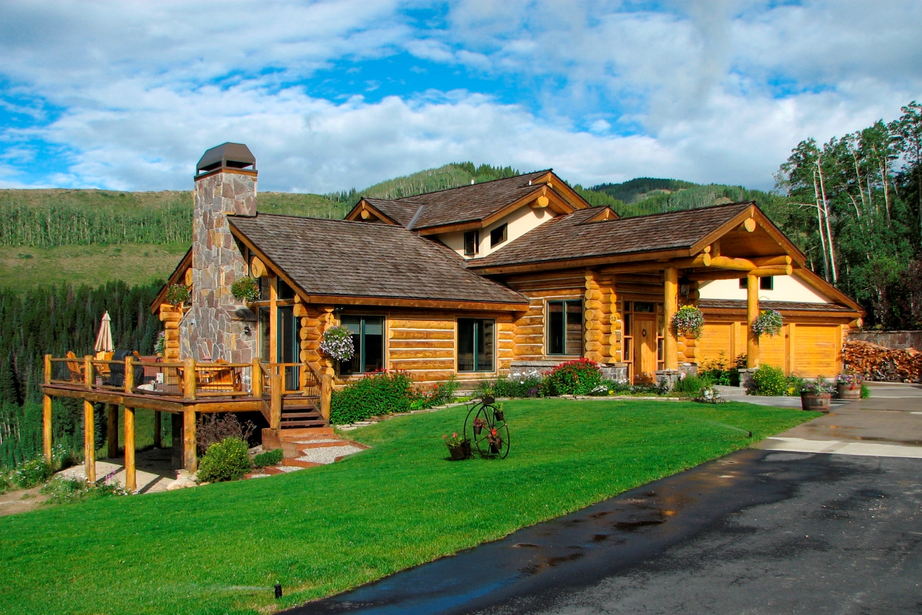 Casa Unifamiliar por un Venta en Immaculate Offering 33 Quartz Circle Crested Butte, Colorado, 81224 Estados Unidos