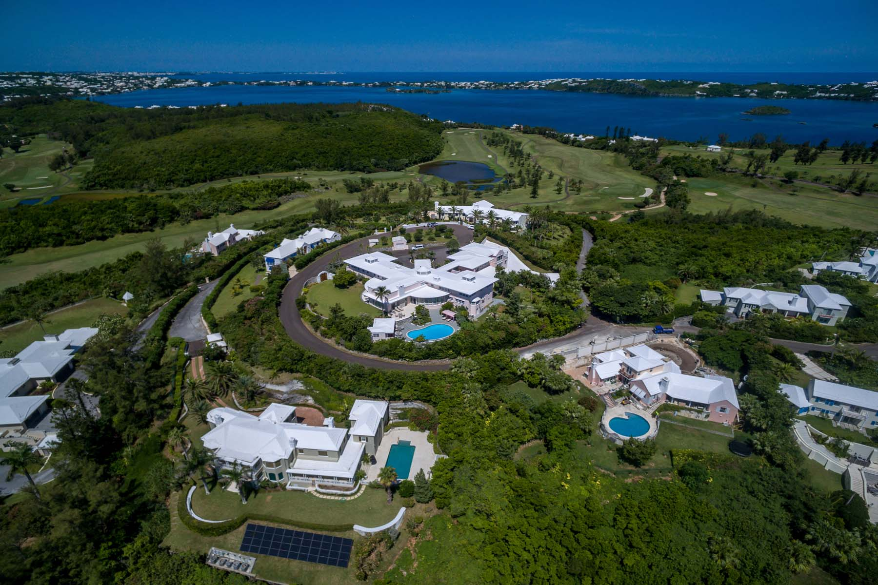 Single Family Homes for Sale at The Glebe House 17 Glebe Hill Hamilton Parish, Other Areas In Bermuda HS02 Bermuda