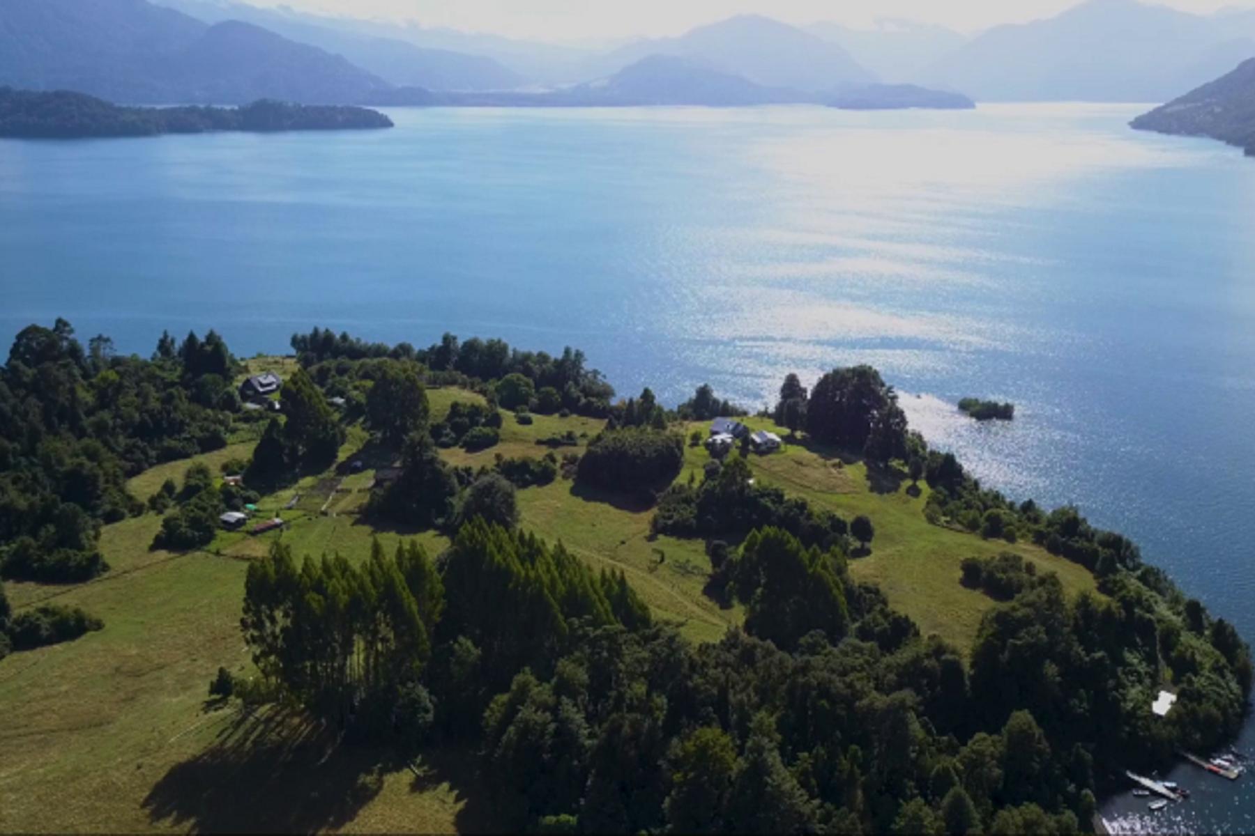 Land for Sale at Lakefront shore Los Santos Puerto Varas, Los Lagos Chile