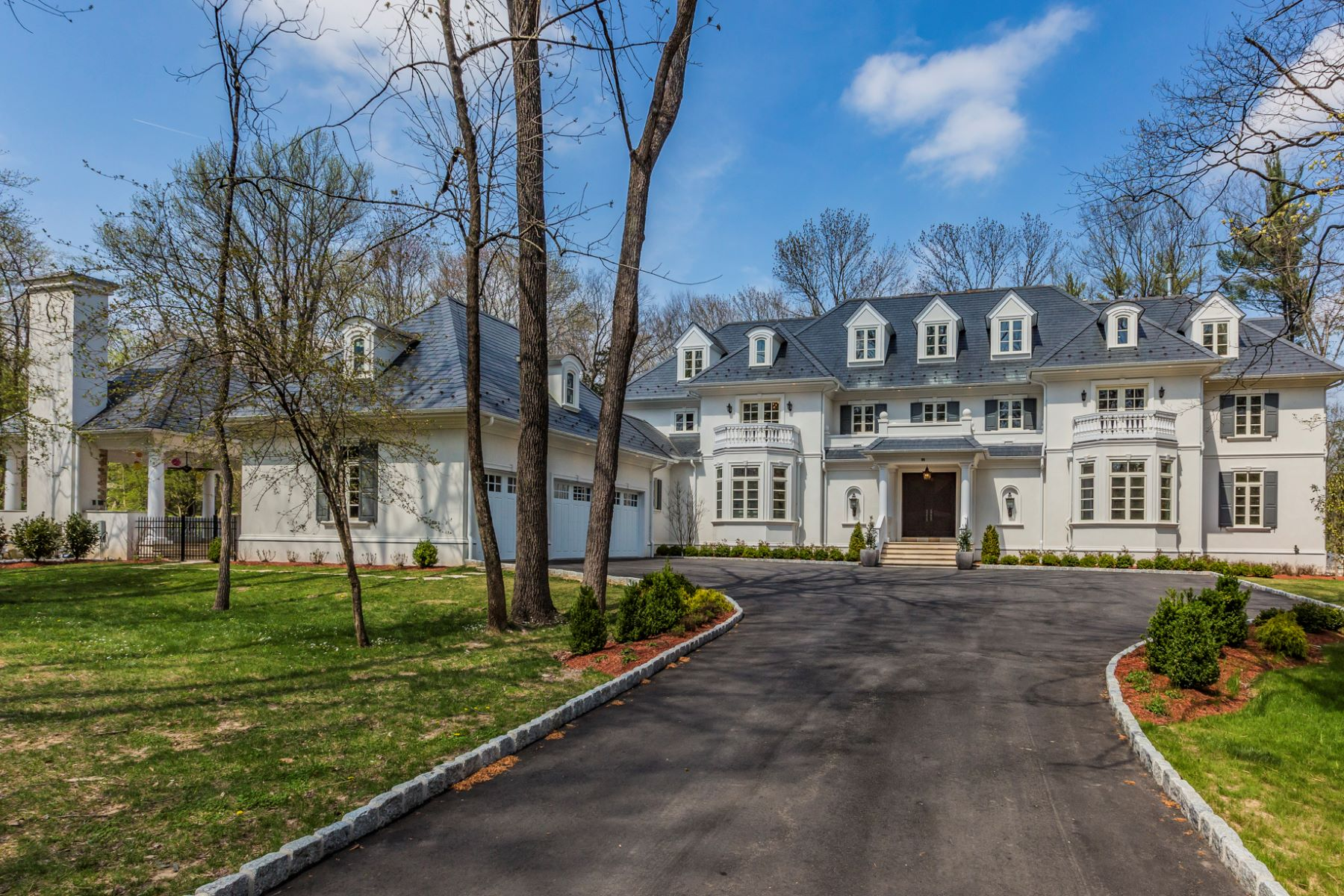 Single Family Home for Sale at A 21st Century Masterpiece 88 Stony Brook Lane Princeton, 08540 United States