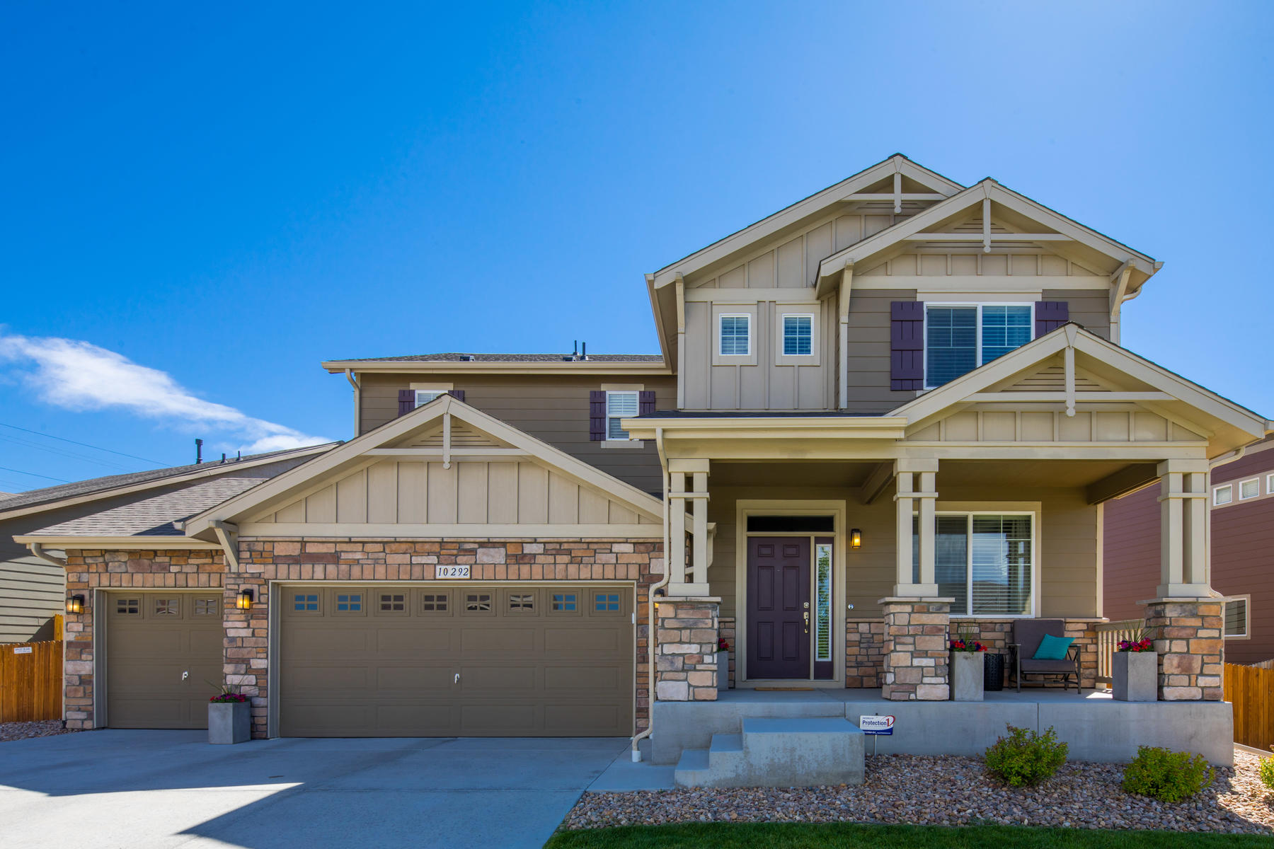 Single Family Homes for Sale at 10292 Nucla Street Commerce City, Colorado 80022 United States
