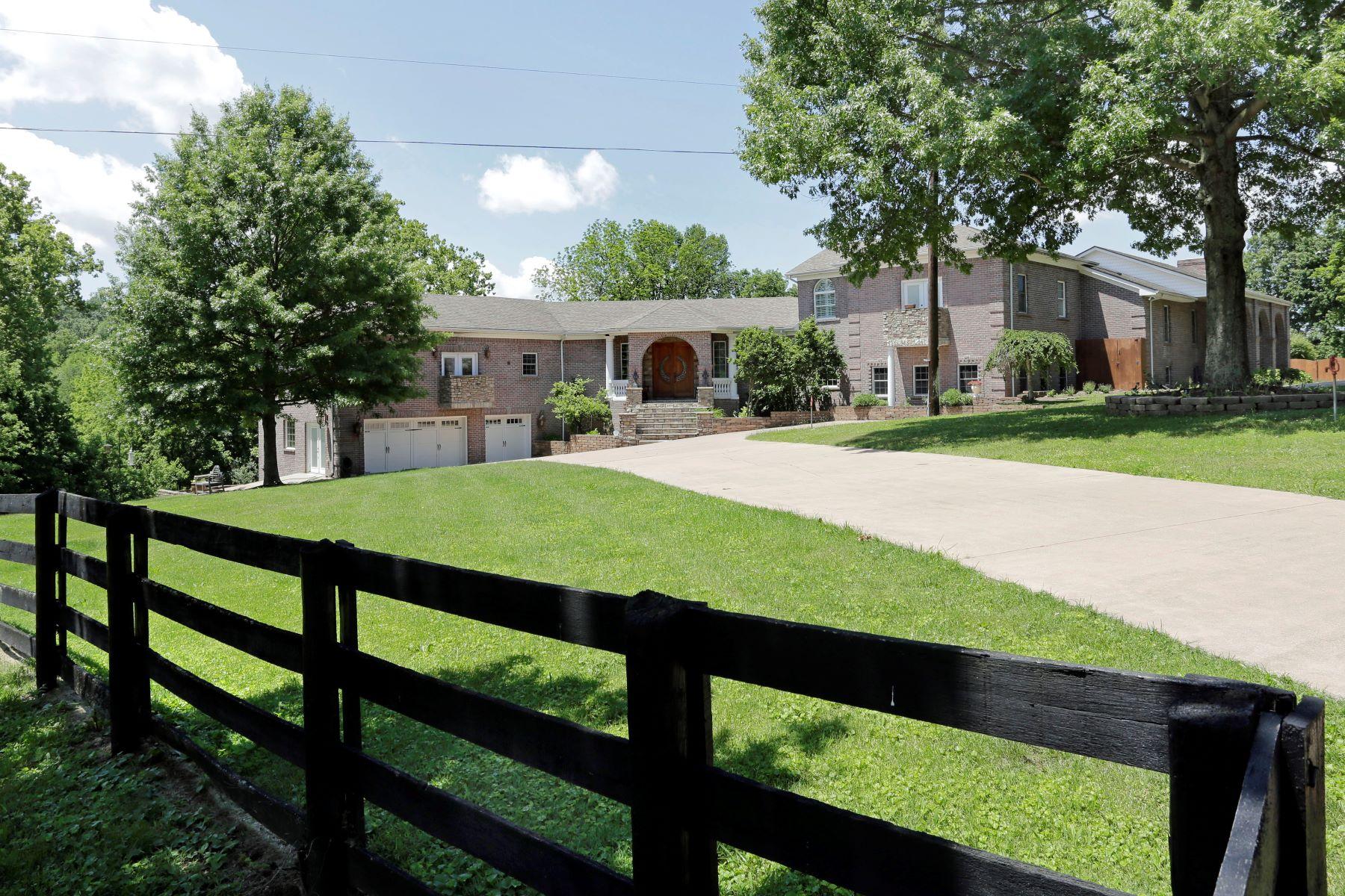 Single Family Home for Sale at 4950 Jennie Kate Lane Lexington, Kentucky, 40510 United States