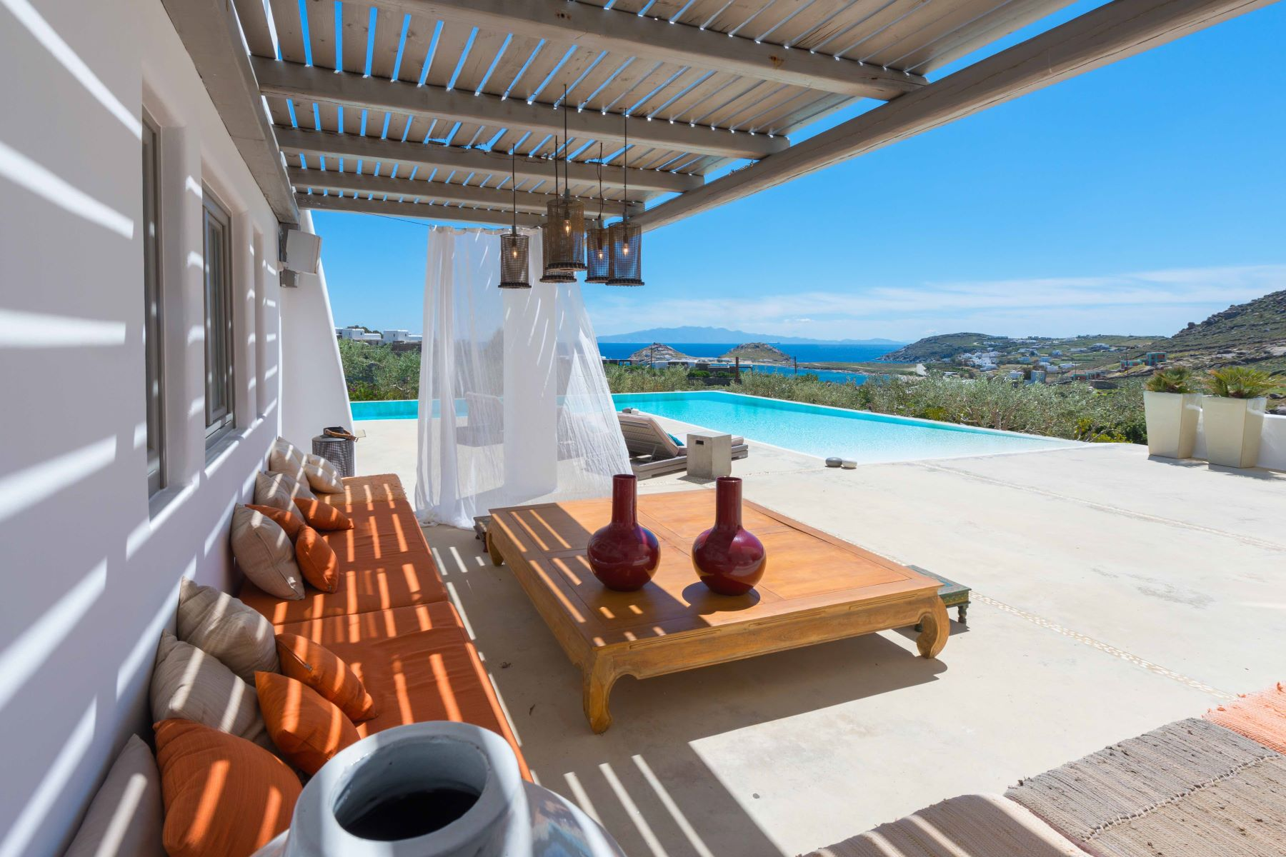 Casa Unifamiliar por un Alquiler en Deja Vu Mykonos, Egeo Meridional, Grecia
