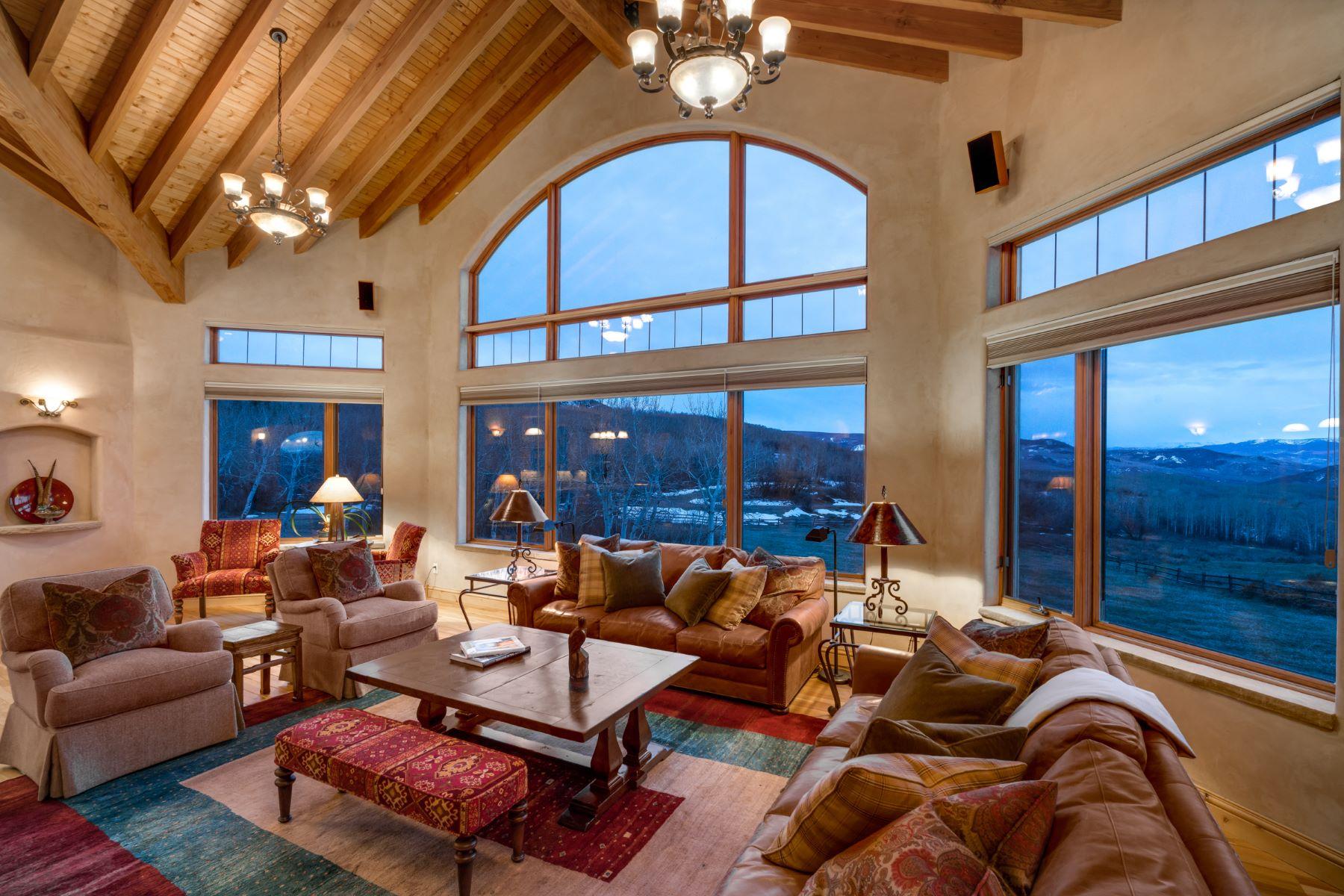 Additional photo for property listing at Lost Meadow Estate 26940 Sundance Trail 斯廷博特斯普林斯, 科罗拉多州 80487 美国