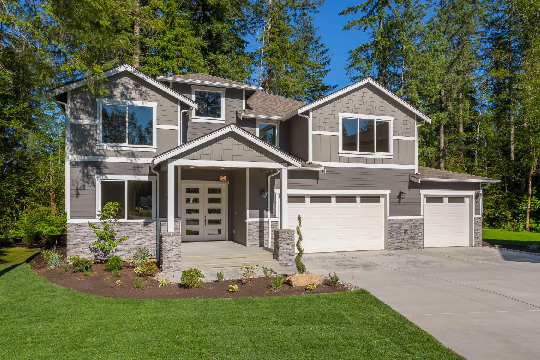 Casa para uma família para Venda às Savvy Echo Lake Property 20704 113th Drive SE Lot 10 Snohomish, Washington, 98296 Estados Unidos
