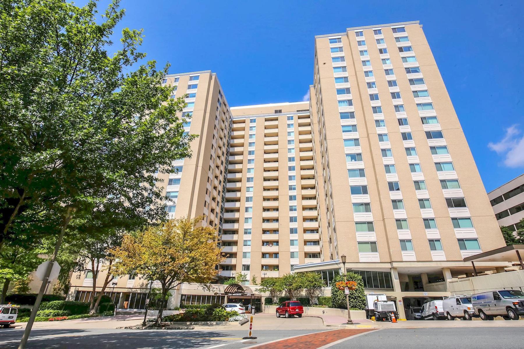 Einfamilienhaus für Verkauf beim 4601 Park Avenue 421-W, Chevy Chase 4601 Park Ave 421-W Chevy Chase, Maryland, 20815 Vereinigte Staaten