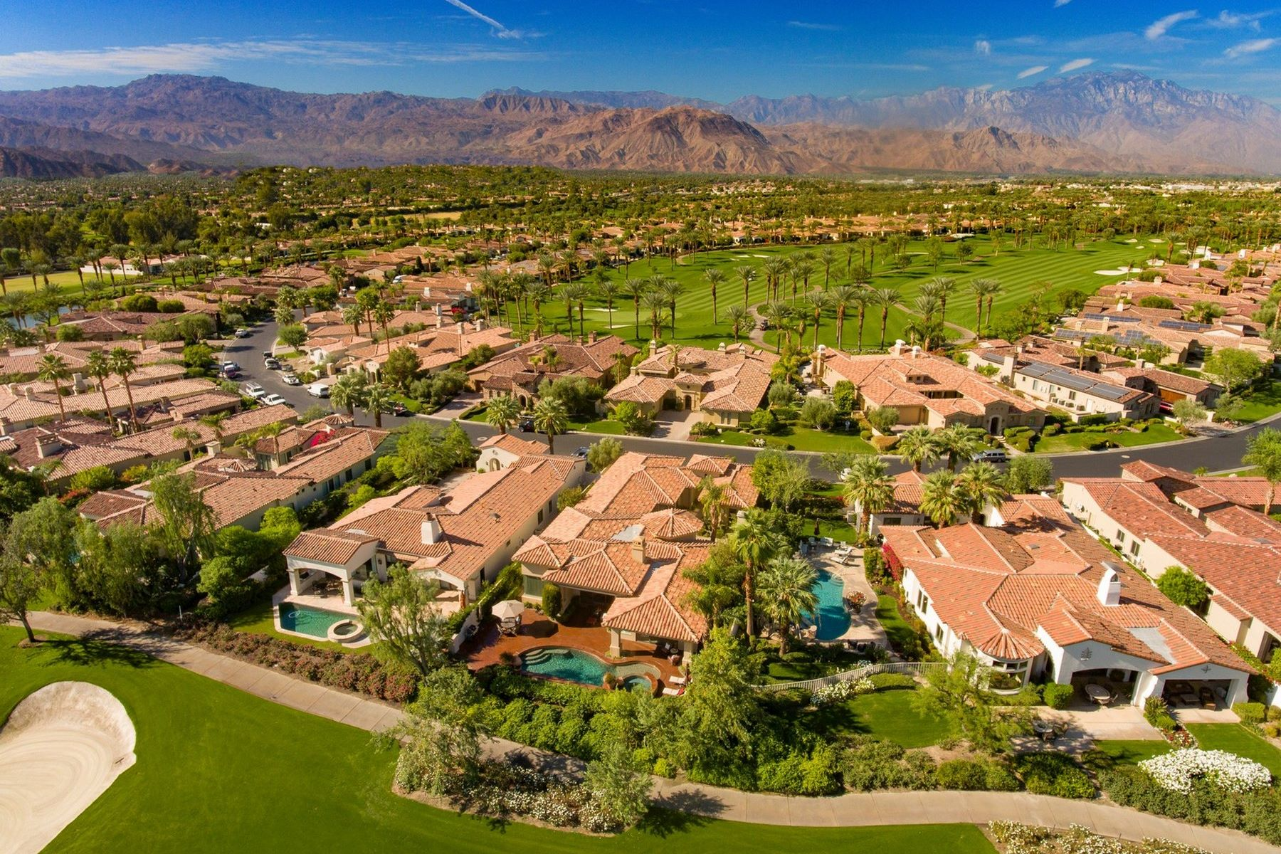 Single Family Homes for Sale at 76363 Via Chianti Indian Wells, California 92210 United States
